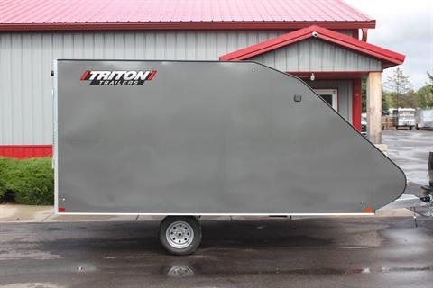 2020 Triton Trailers TC128-12E in Janesville, Wisconsin - Photo 1