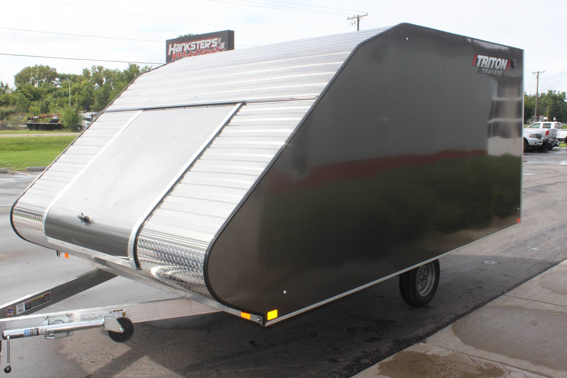 2020 Triton Trailers TC128-12E in Janesville, Wisconsin - Photo 4