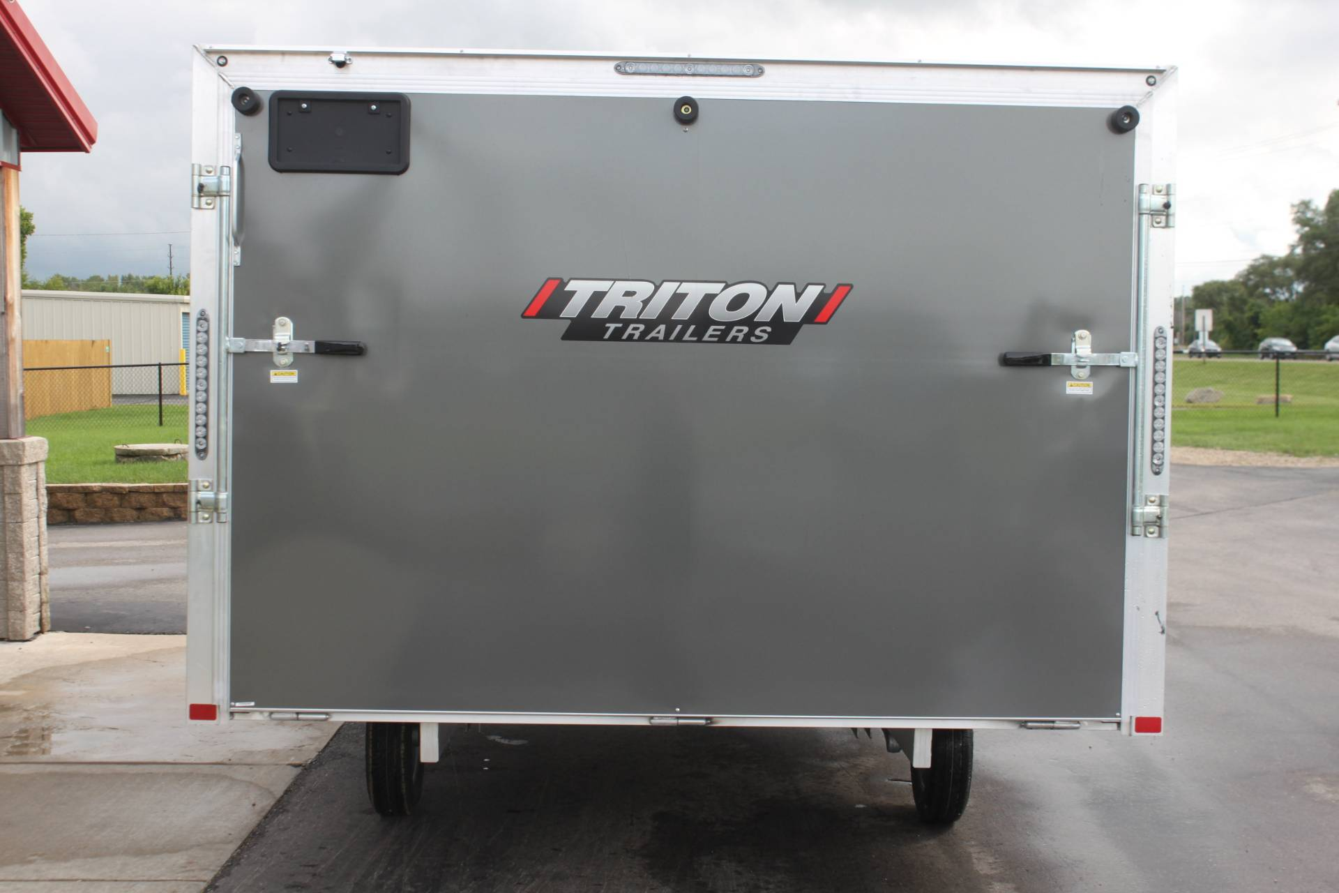 2020 Triton Trailers TC128-12E in Janesville, Wisconsin - Photo 7