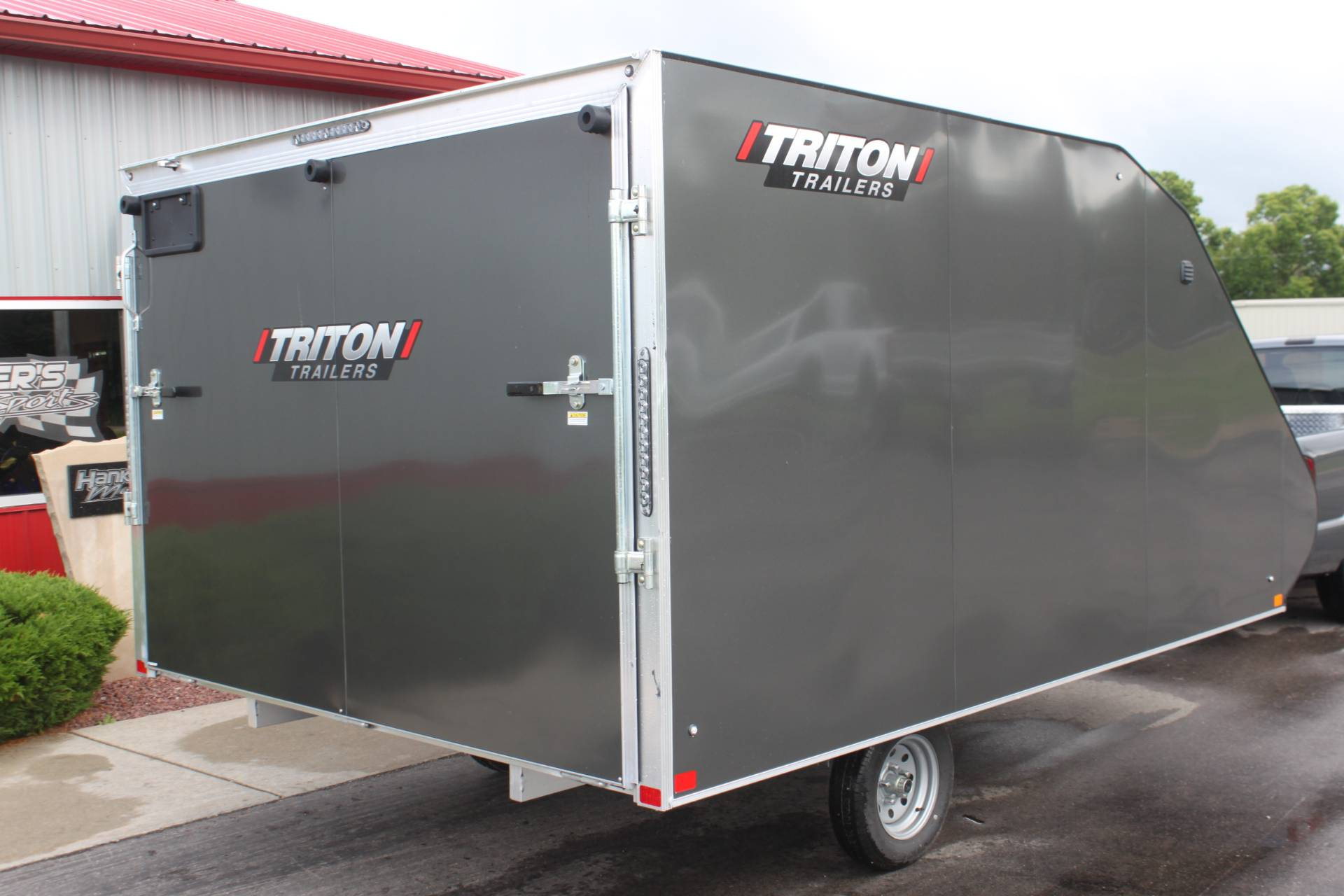 2020 Triton Trailers TC128-12E in Janesville, Wisconsin - Photo 8