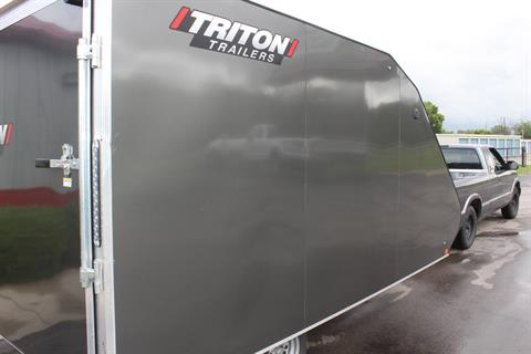 2020 Triton Trailers TC128-12E in Janesville, Wisconsin - Photo 9