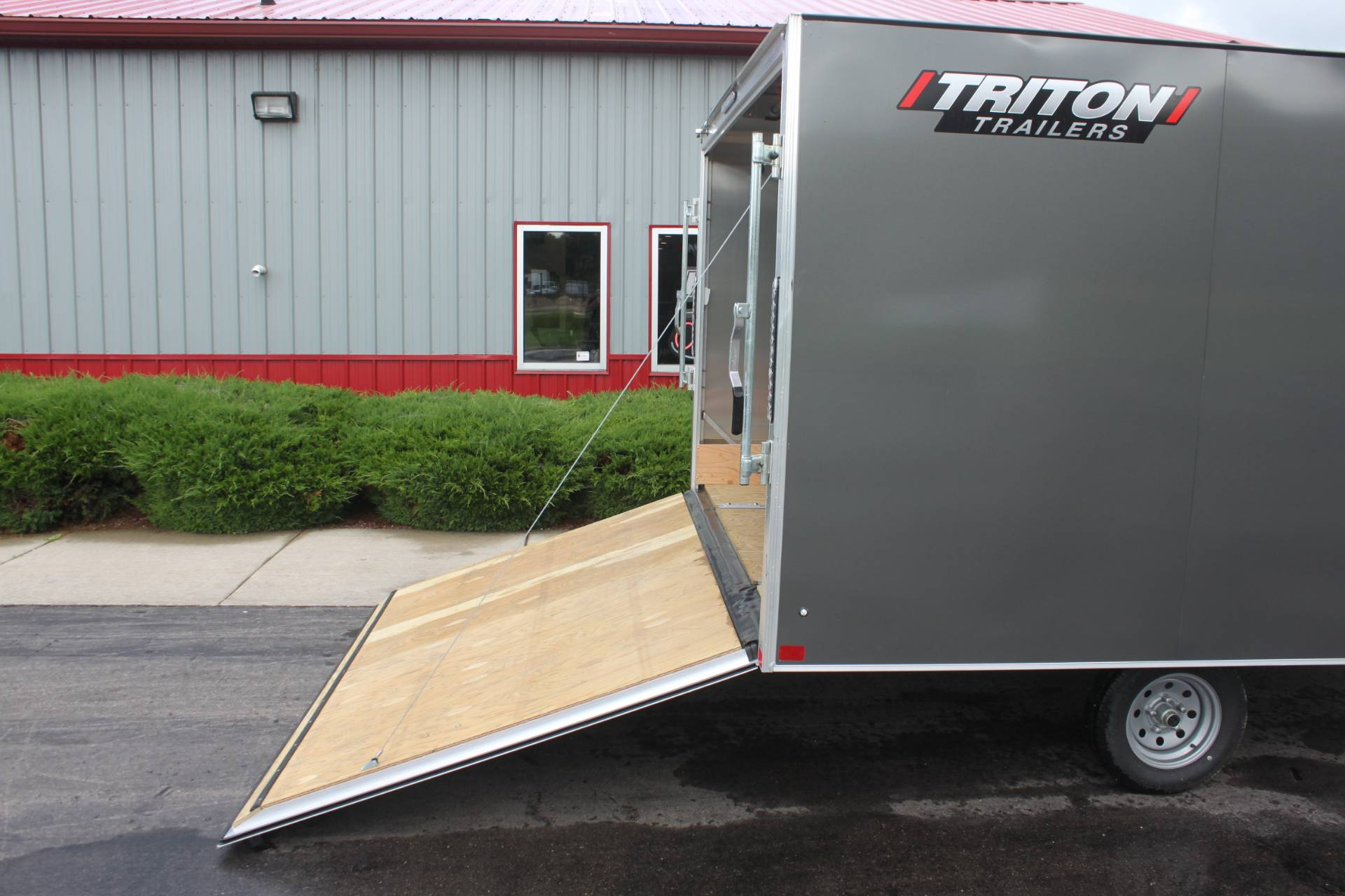 2020 Triton Trailers TC128-12E in Janesville, Wisconsin - Photo 30