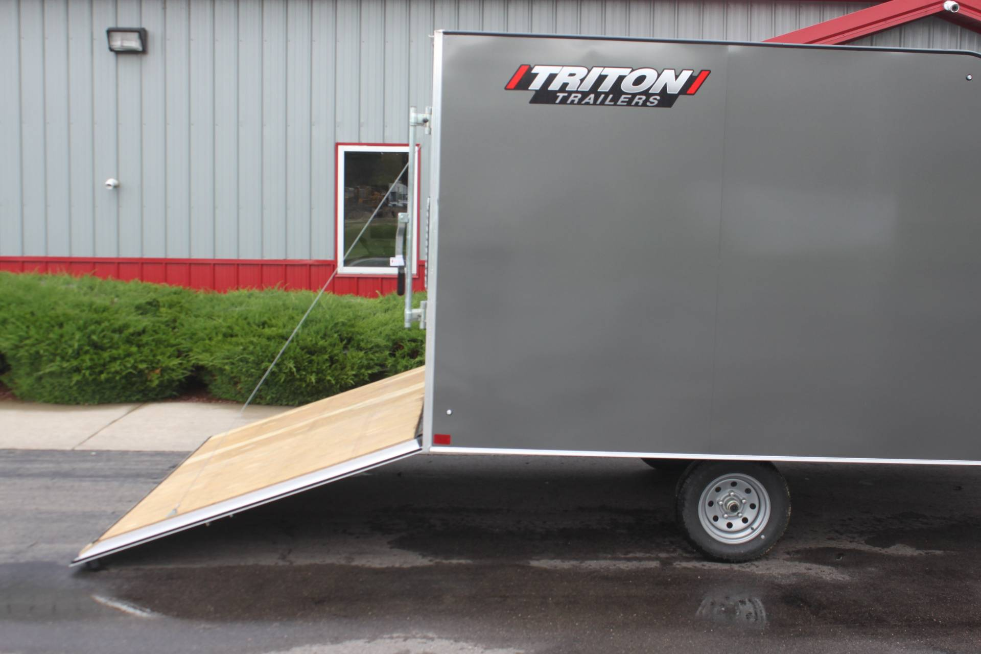 2020 Triton Trailers TC128-12E in Janesville, Wisconsin - Photo 31