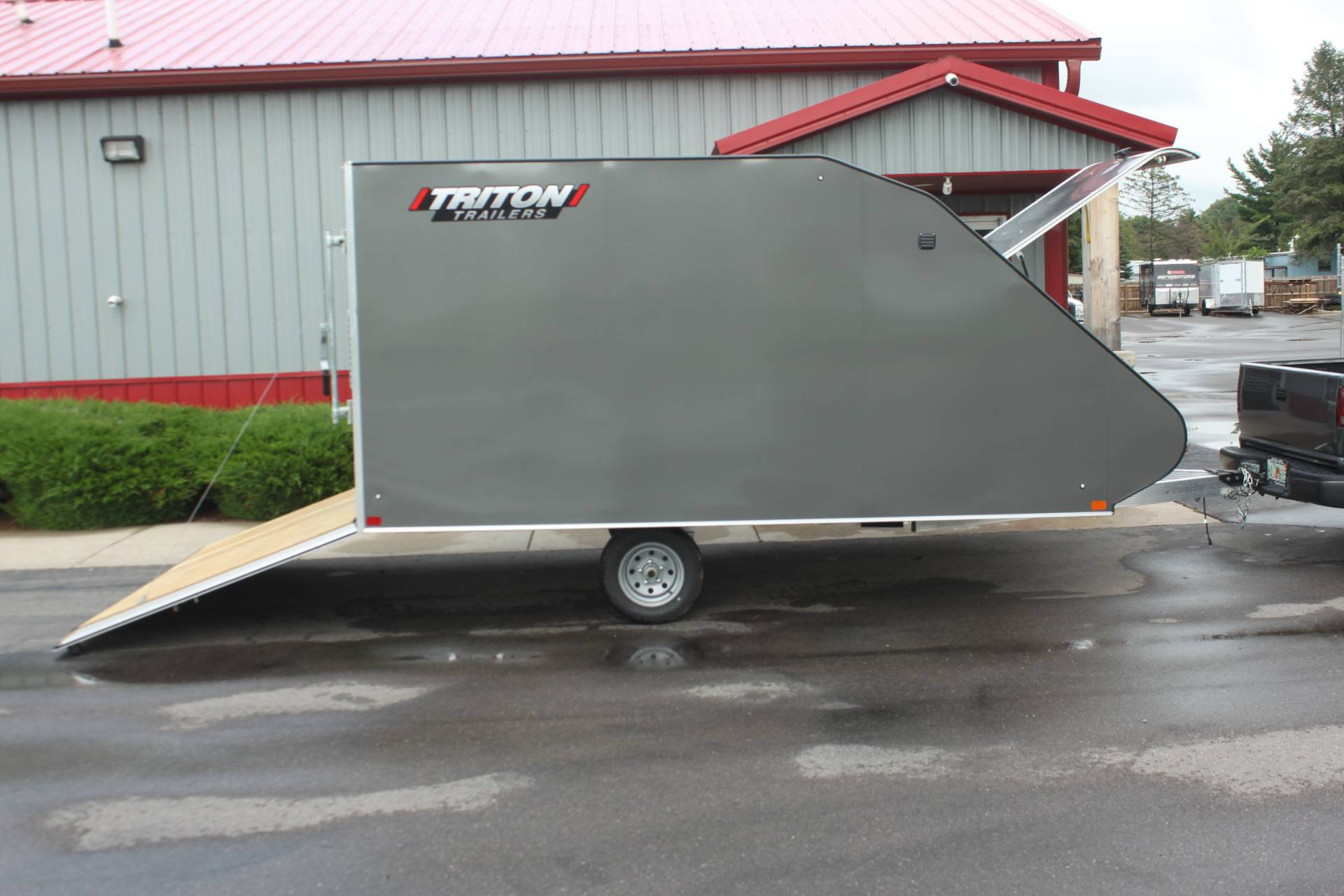 2020 Triton Trailers TC128-12E in Janesville, Wisconsin - Photo 32
