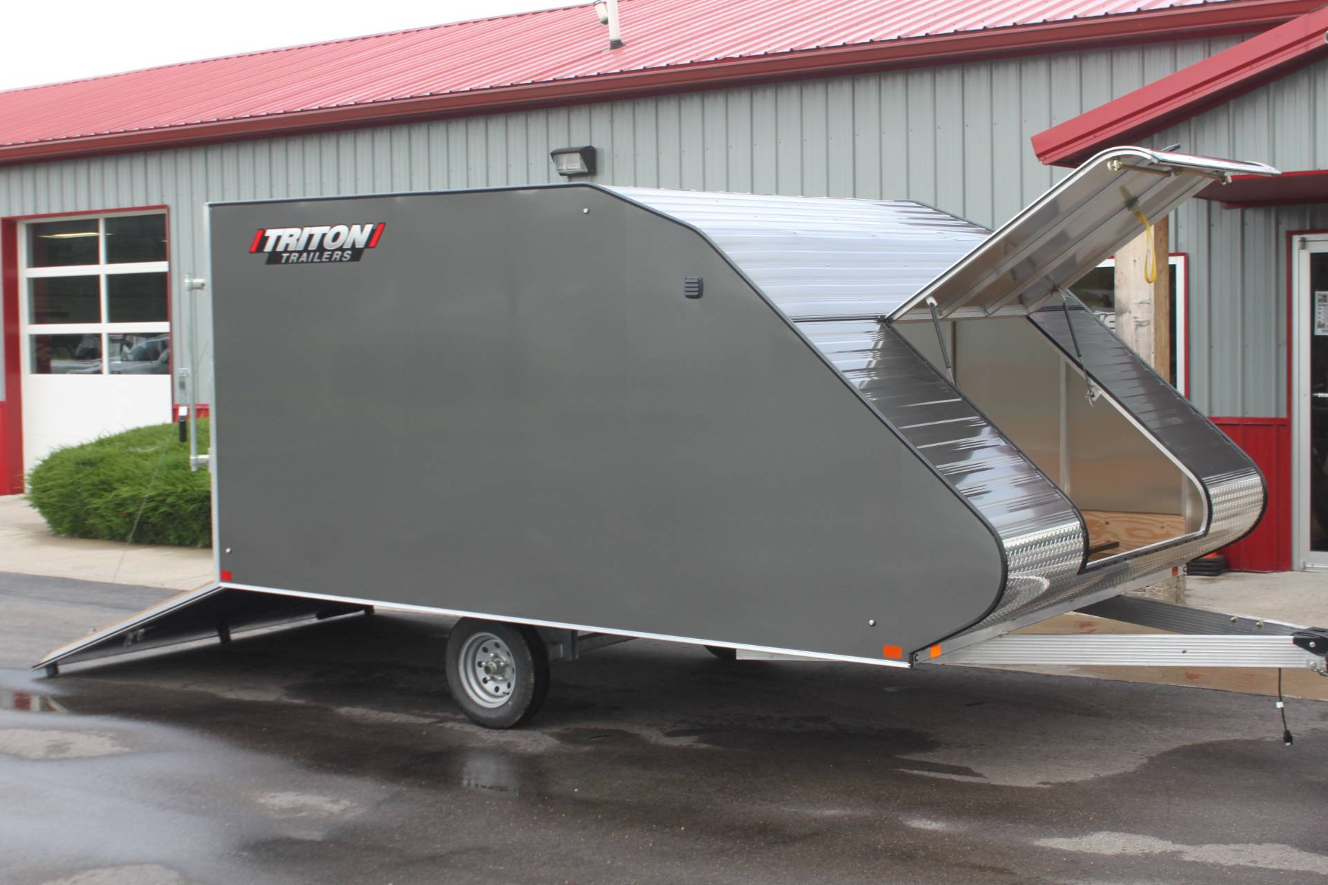 2020 Triton Trailers TC128-12E in Janesville, Wisconsin - Photo 33