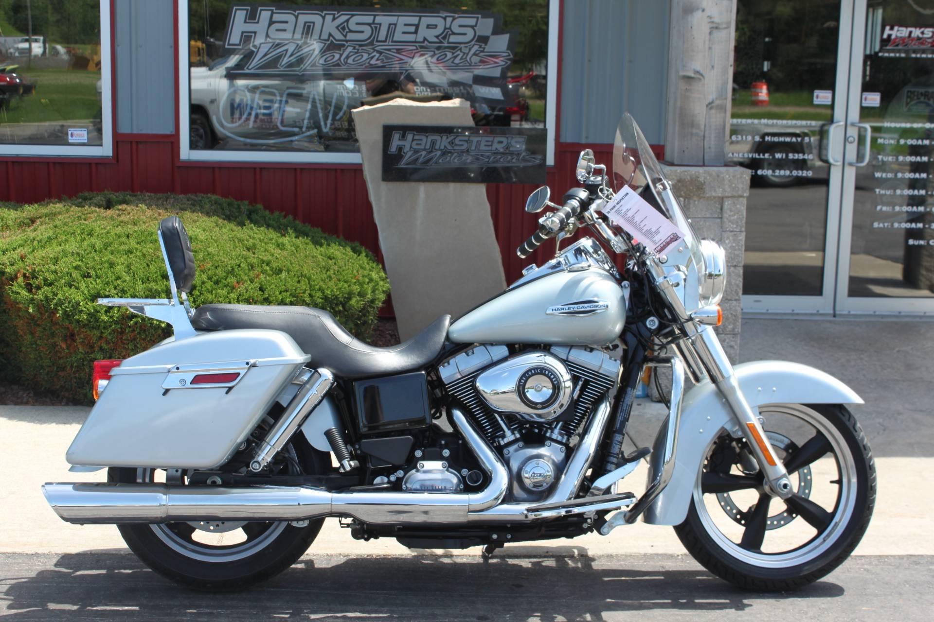 2014 Harley-Davidson Dyna Switchback for sale 6553