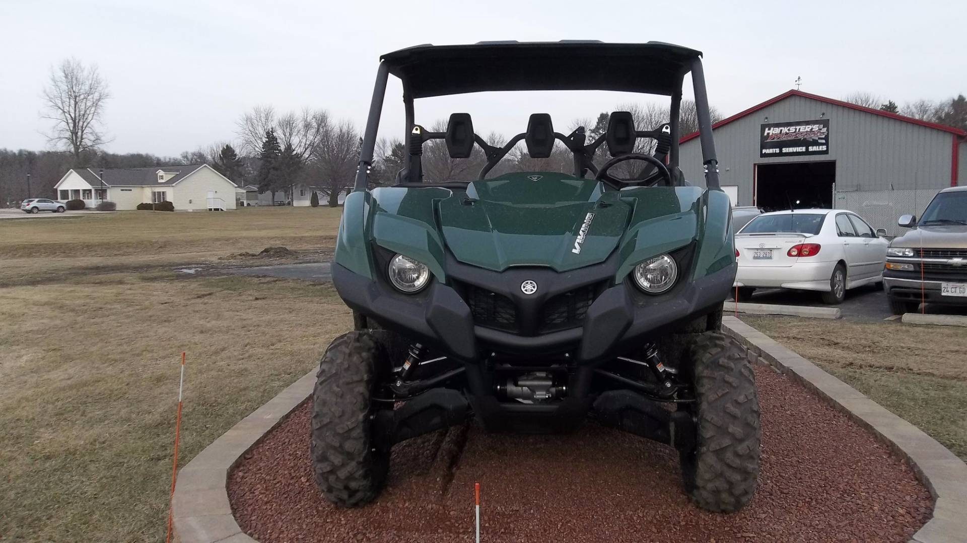 2017 Yamaha Viking in Janesville, Wisconsin
