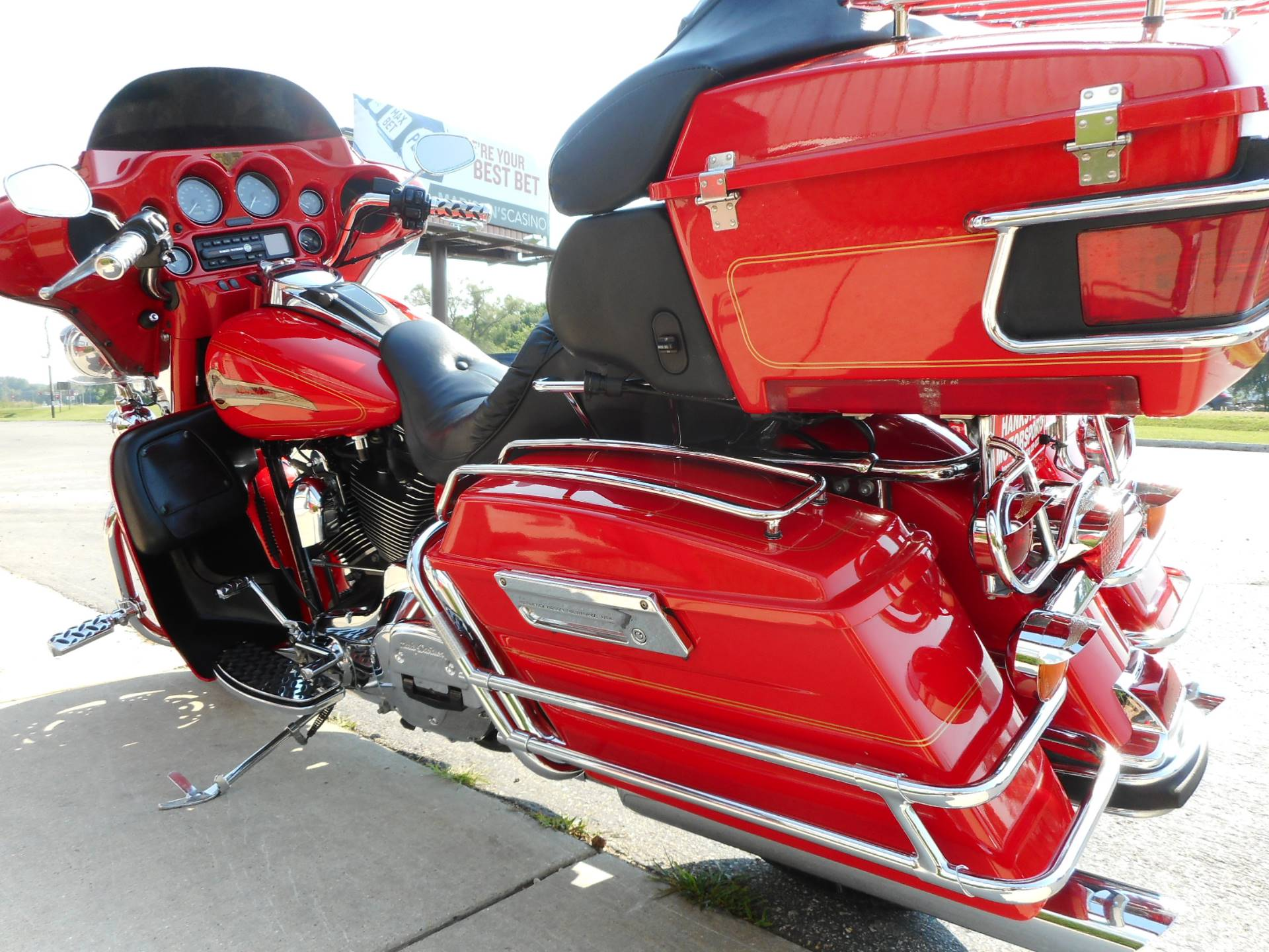2003 Harley-Davidson Firefighter Special Edition in Janesville, Wisconsin