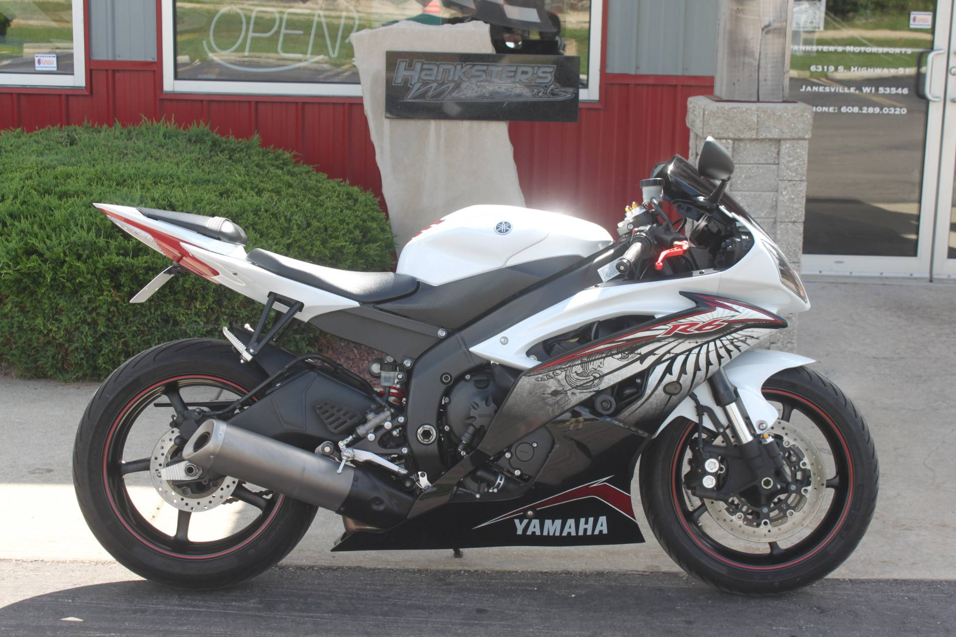 2012 Yamaha YZF-R6 for sale 160854
