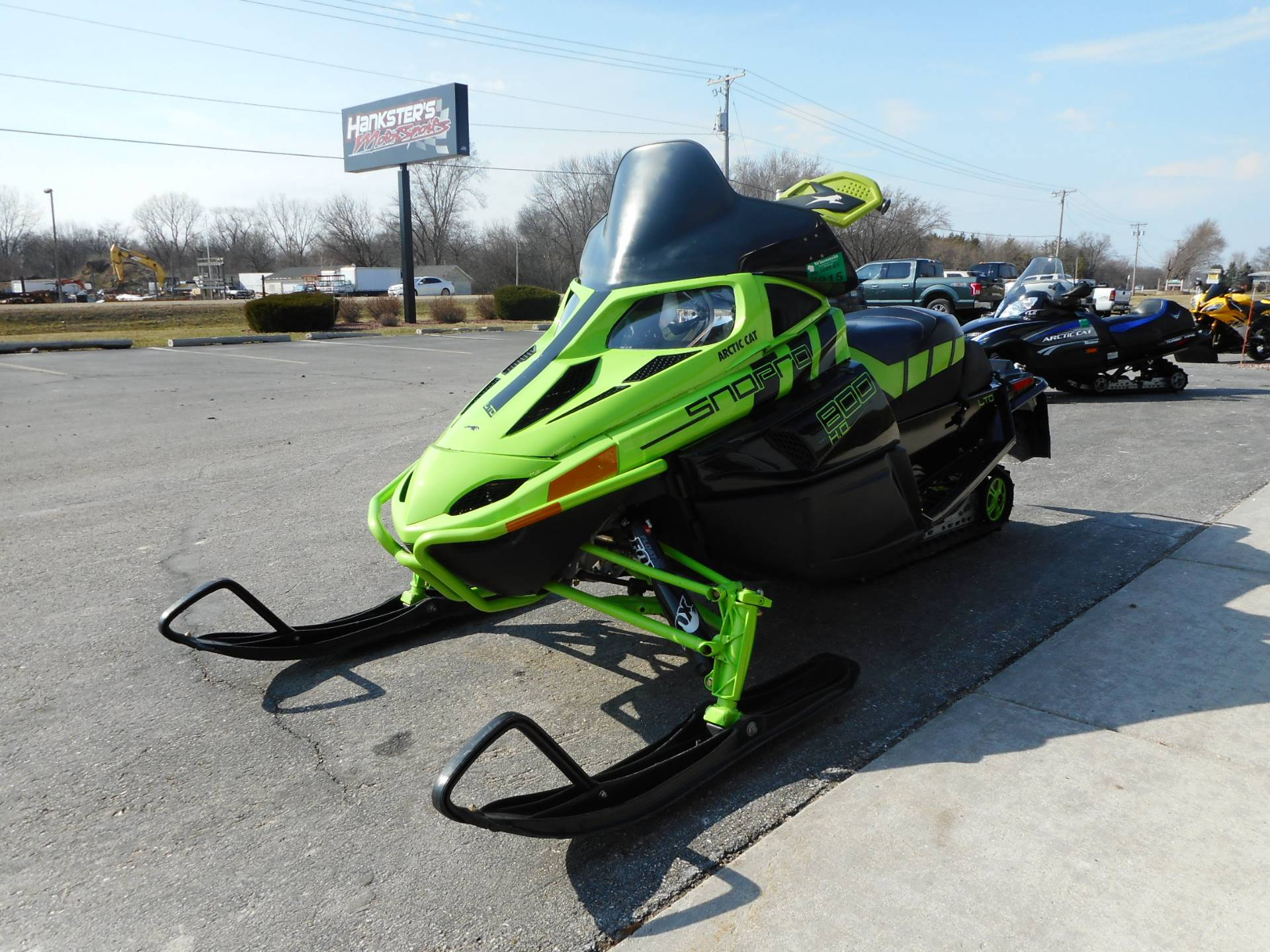 2011 Arctic Cat F8 LXR Sno Pro® Limited in Janesville, Wisconsin