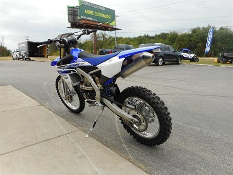 2016 Yamaha WR450F in Janesville, Wisconsin