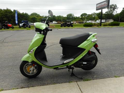 2016 Genuine Scooters Buddy 125 in Janesville, Wisconsin