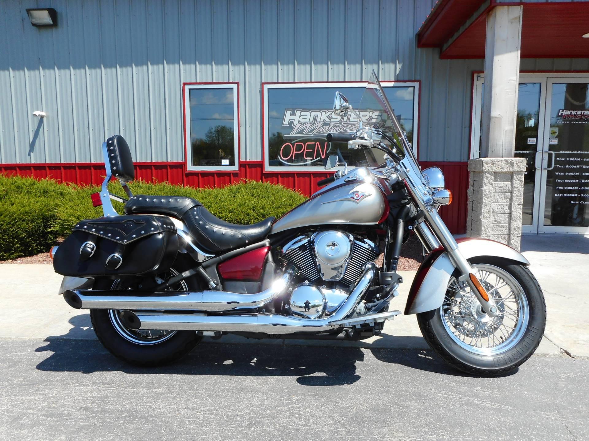 2009 Kawasaki Vulcan® 900 Classic LT Motorcycles Janesville Wisconsin