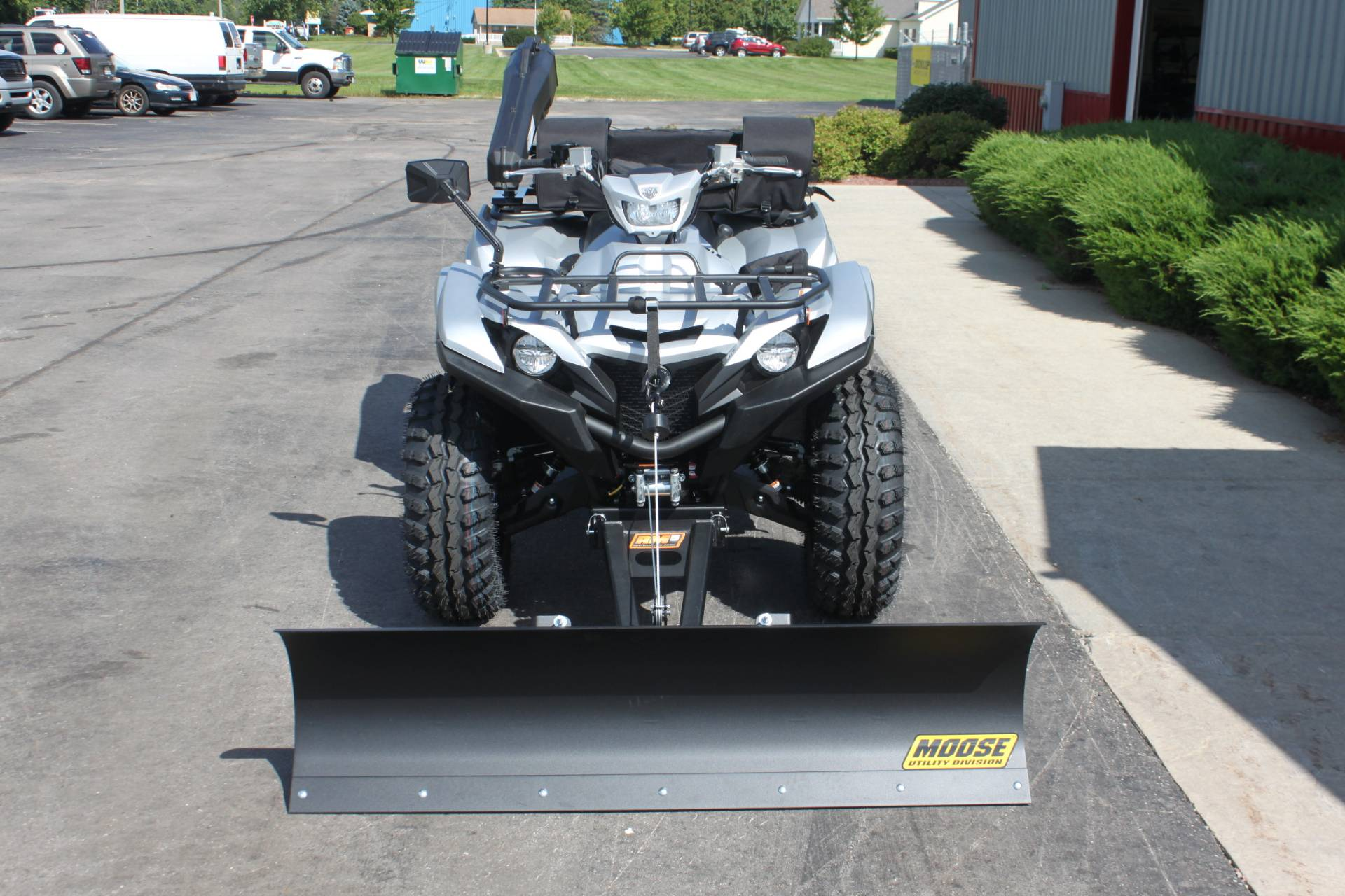 2020 Yamaha Grizzly EPS SE in Janesville, Wisconsin - Photo 4