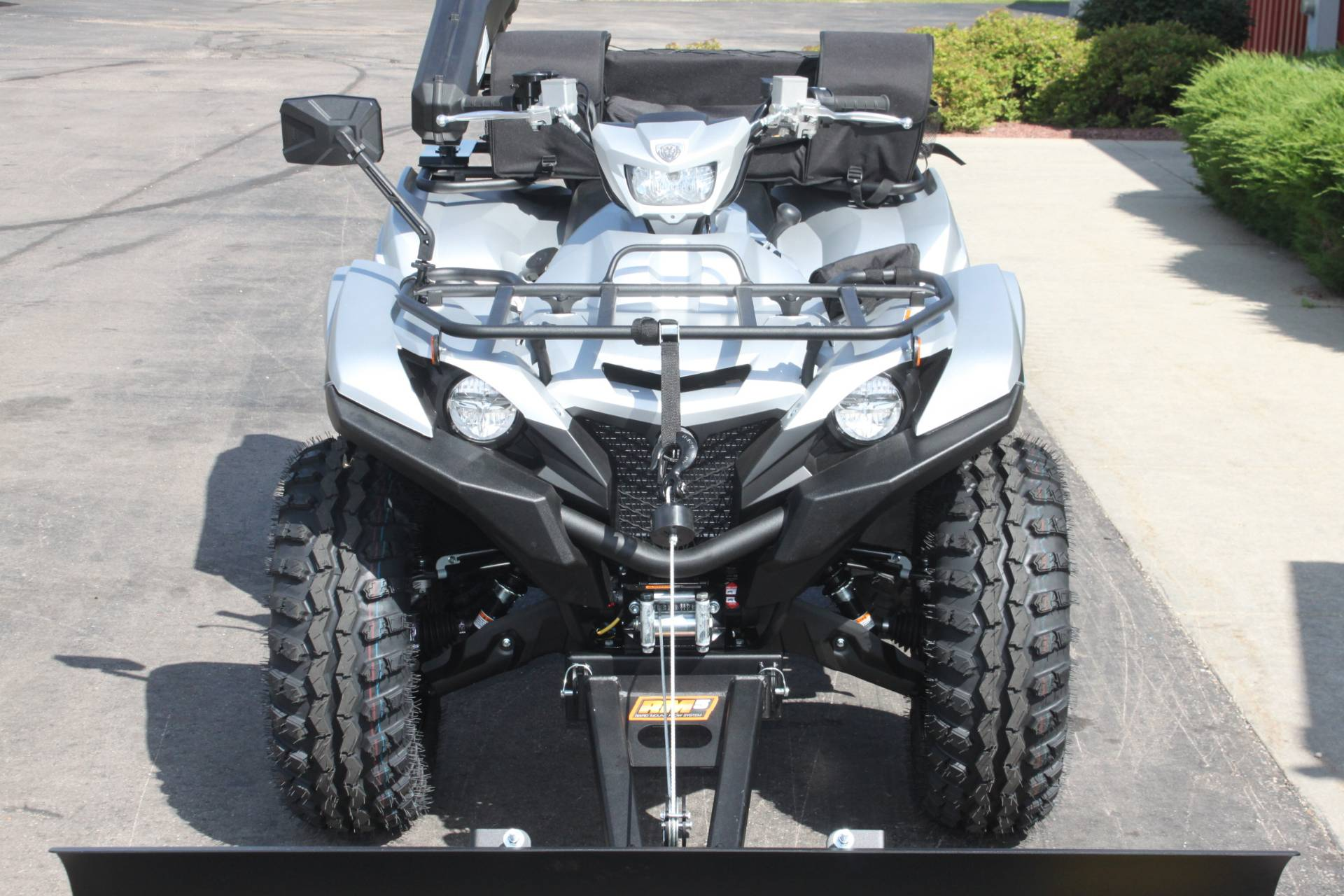 2020 Yamaha Grizzly EPS SE in Janesville, Wisconsin - Photo 5