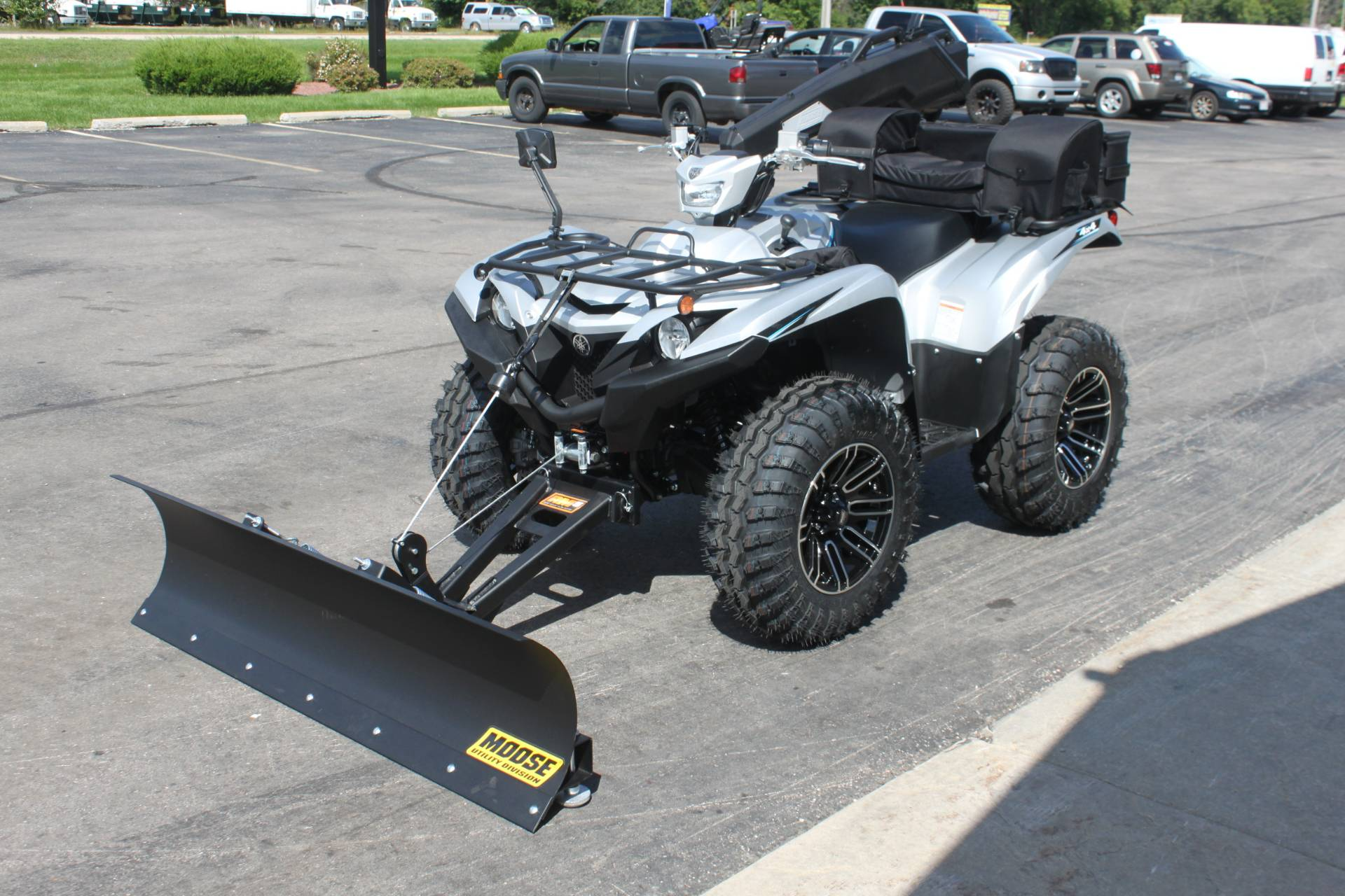 2020 Yamaha Grizzly EPS SE in Janesville, Wisconsin - Photo 6