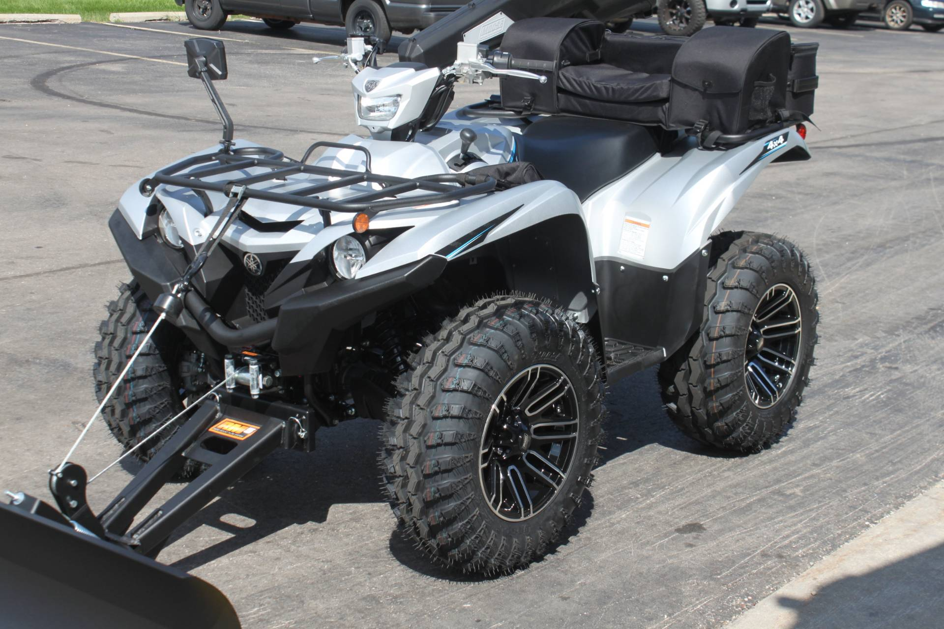 2020 Yamaha Grizzly EPS SE in Janesville, Wisconsin - Photo 7