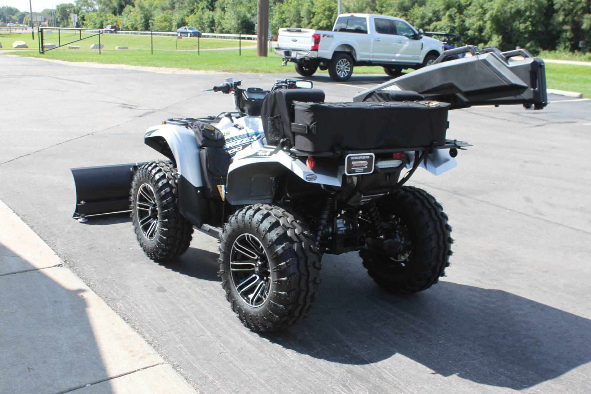 2020 Yamaha Grizzly EPS SE in Janesville, Wisconsin - Photo 10
