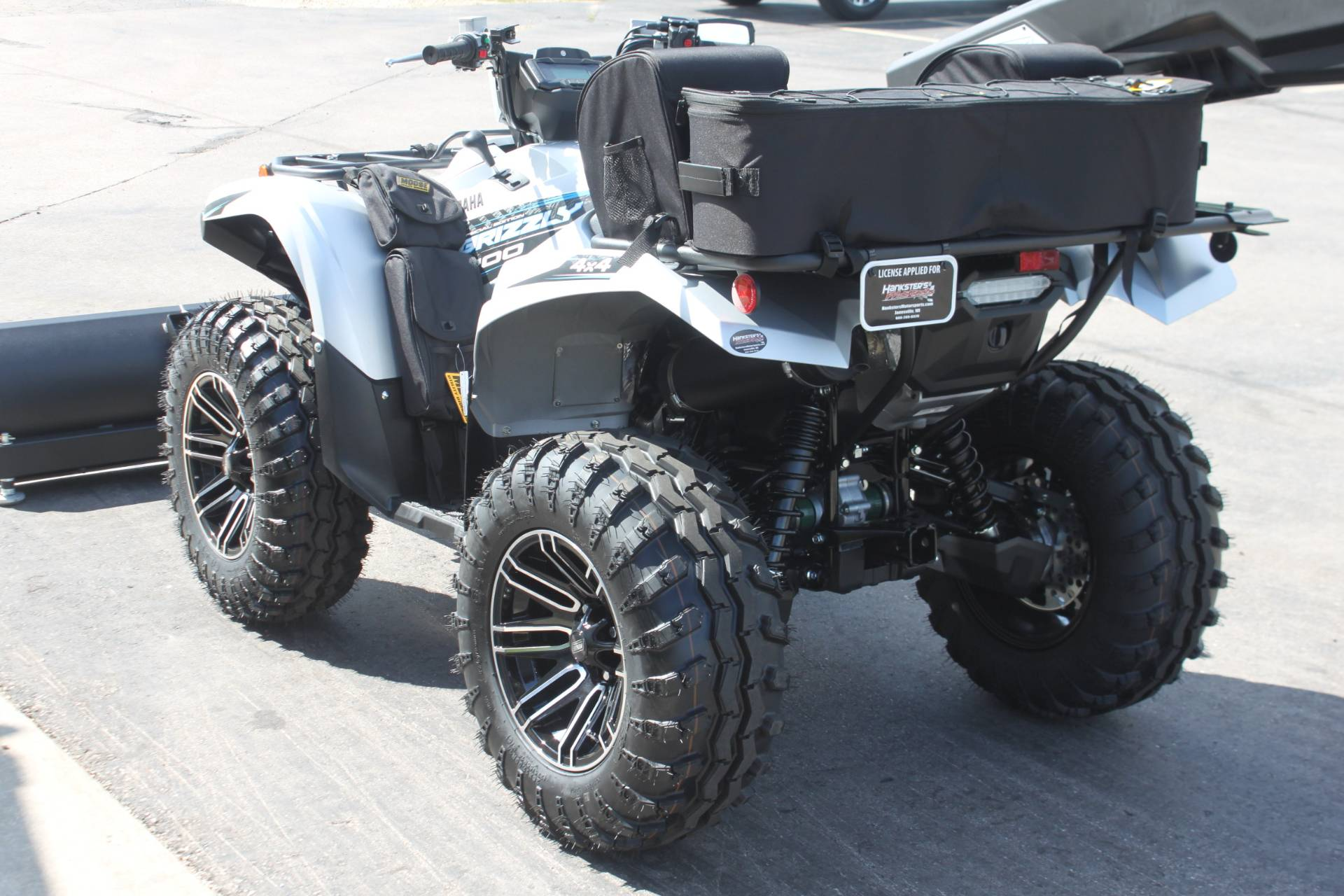 2020 Yamaha Grizzly EPS SE in Janesville, Wisconsin - Photo 11