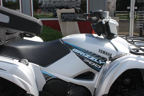 2020 Yamaha Grizzly EPS SE in Janesville, Wisconsin - Photo 15