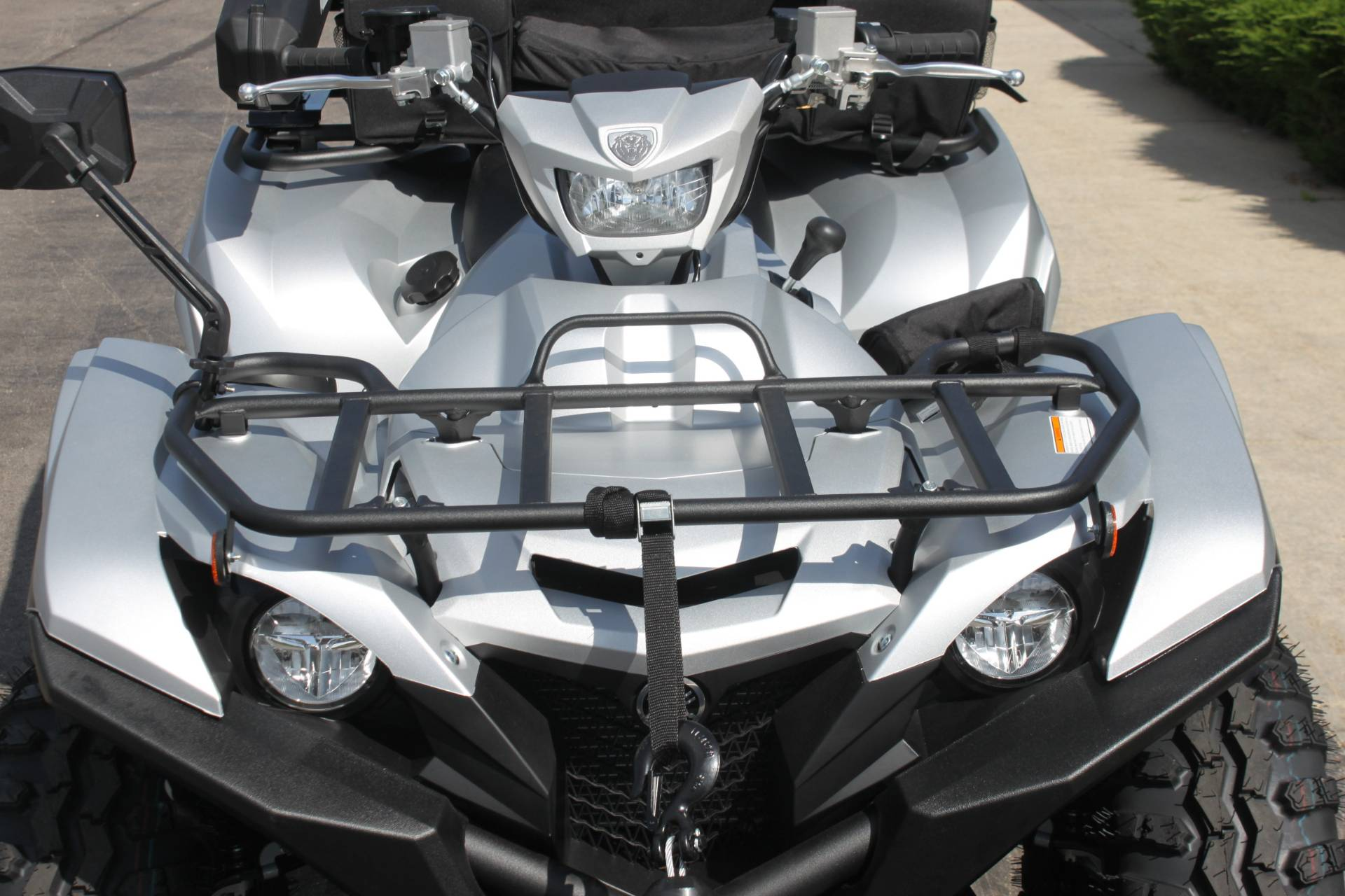 2020 Yamaha Grizzly EPS SE in Janesville, Wisconsin - Photo 23