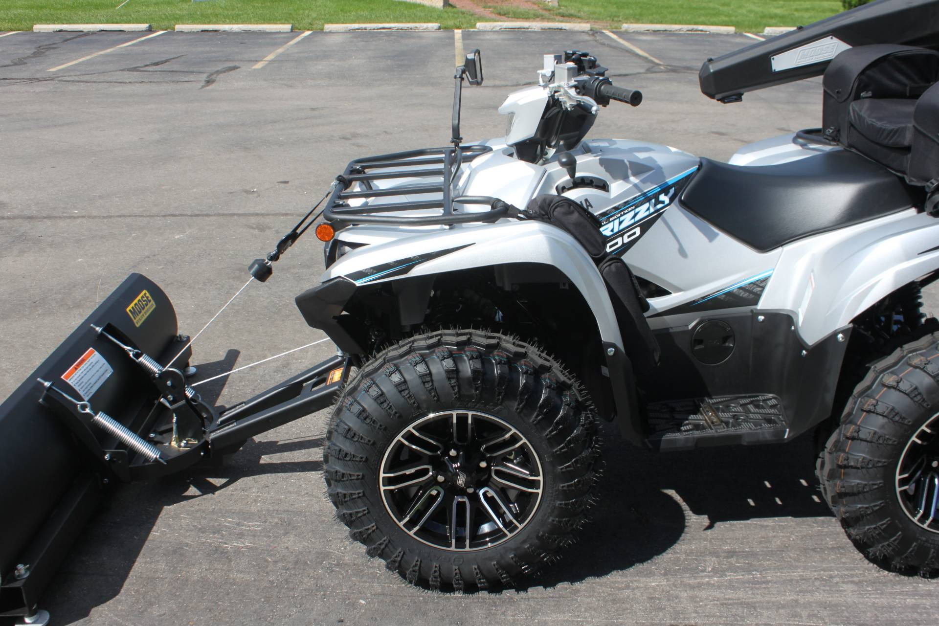 2020 Yamaha Grizzly EPS SE in Janesville, Wisconsin - Photo 27