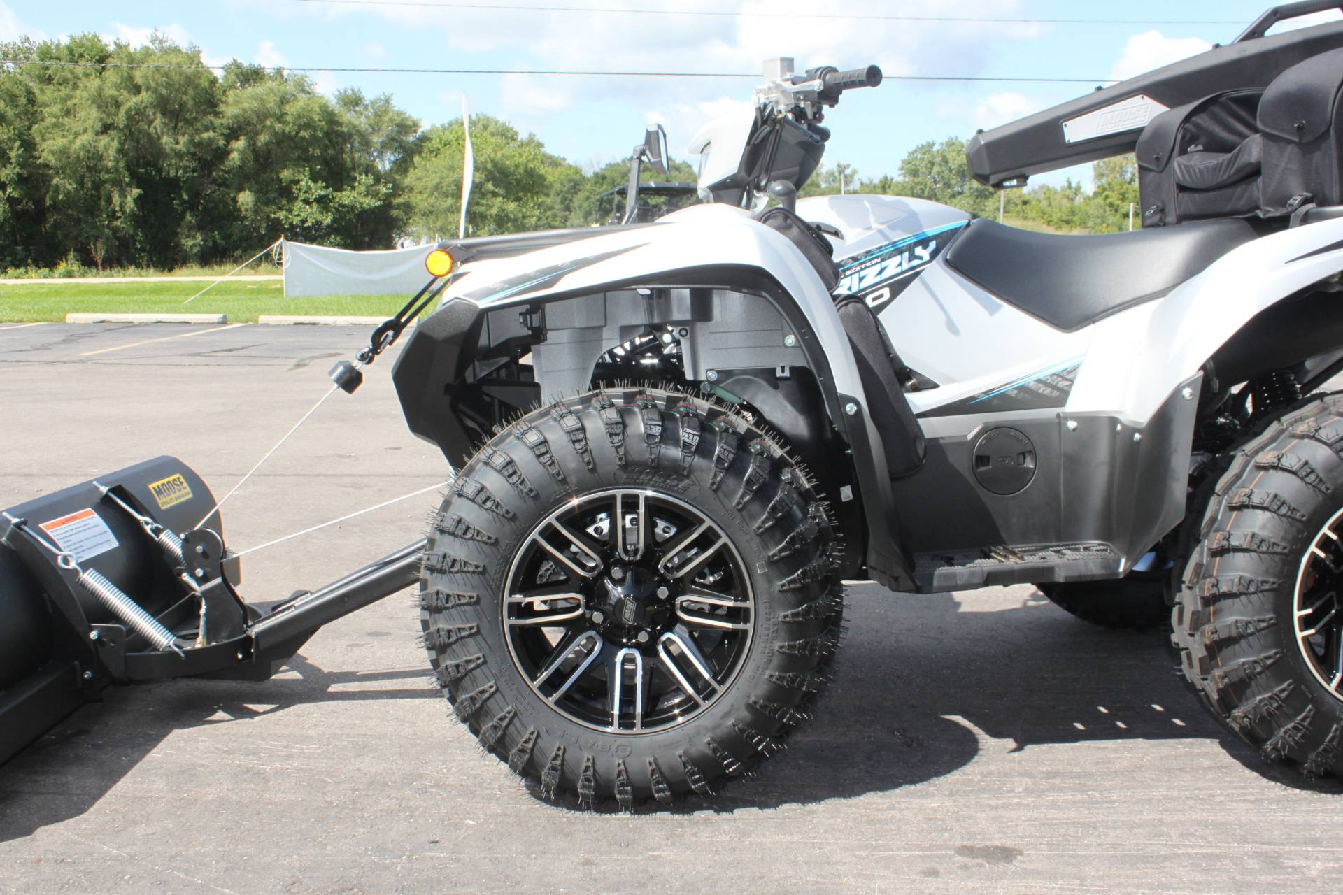 2020 Yamaha Grizzly EPS SE in Janesville, Wisconsin - Photo 29