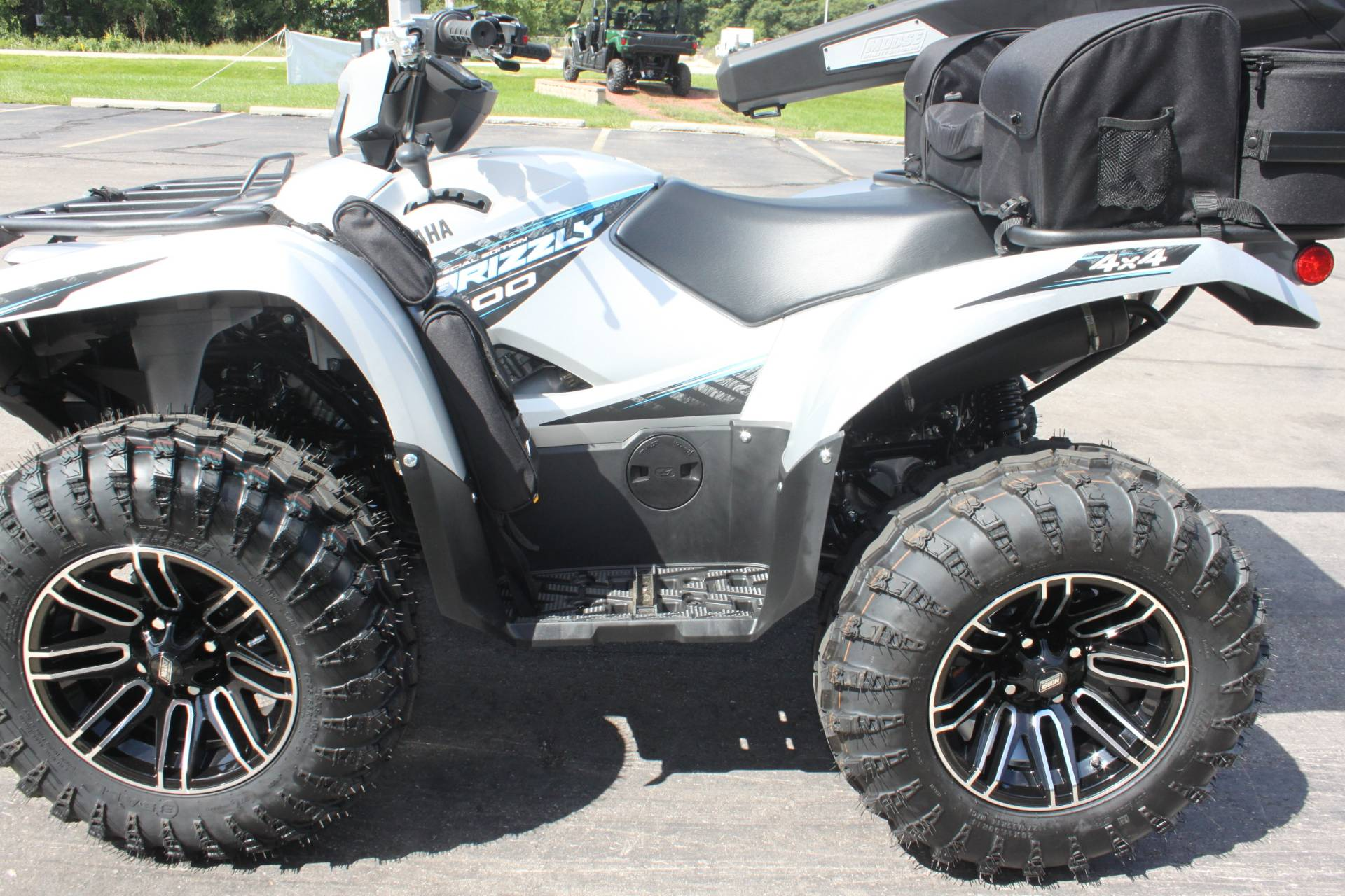 2020 Yamaha Grizzly EPS SE in Janesville, Wisconsin - Photo 33