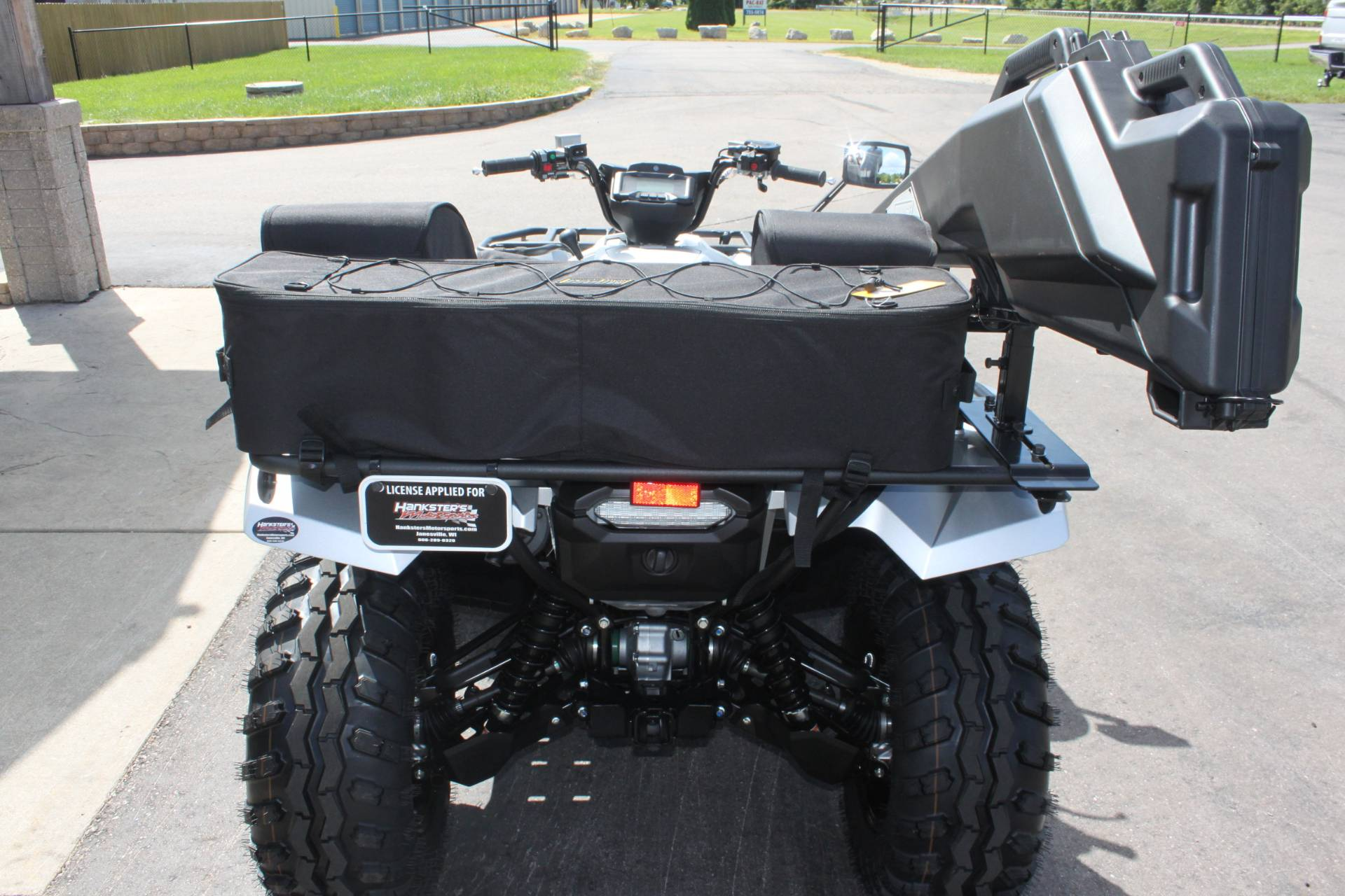 2020 Yamaha Grizzly EPS SE in Janesville, Wisconsin - Photo 39