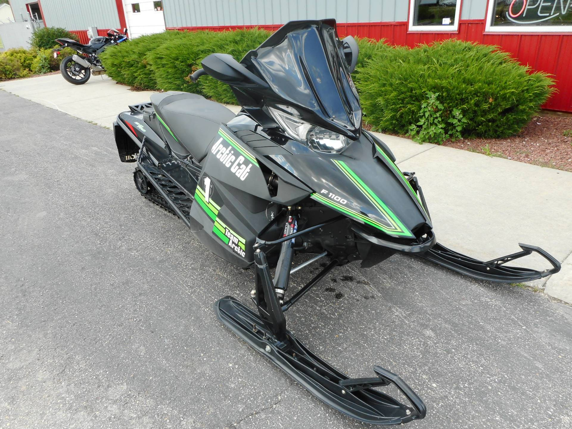 2012 Arctic Cat F 1100 Sno Pro® 50th Anniversary in Janesville, Wisconsin