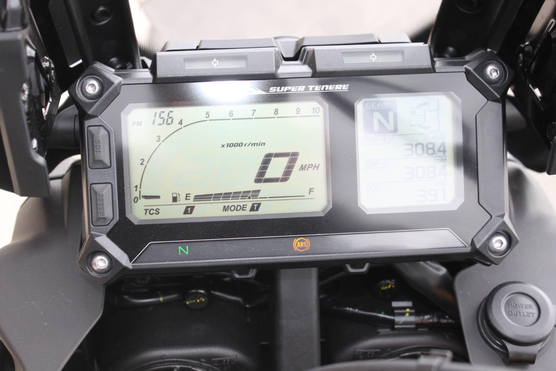 2016 Yamaha Super Tenere ES 9