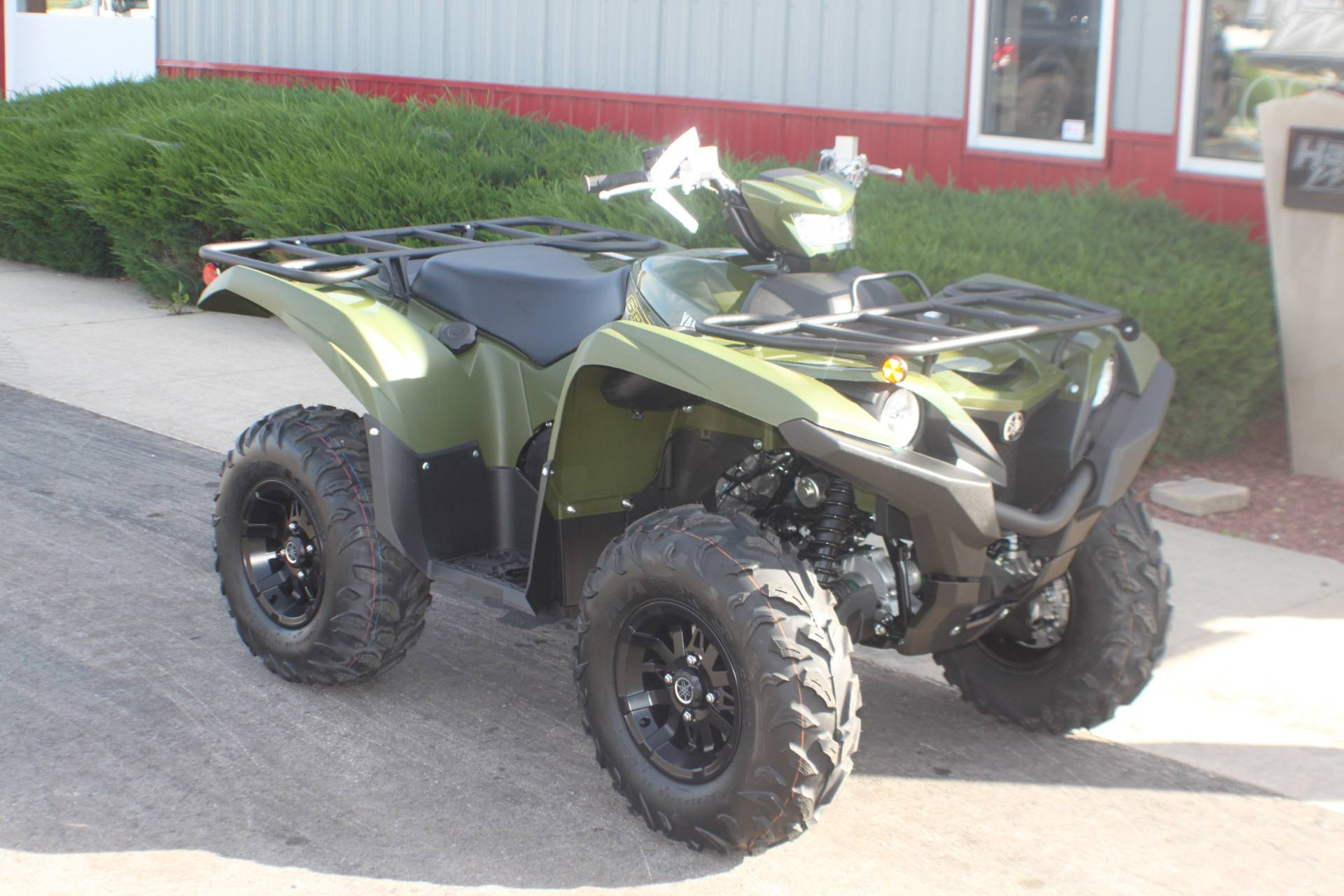 2020 Yamaha Grizzly EPS in Janesville, Wisconsin - Photo 2