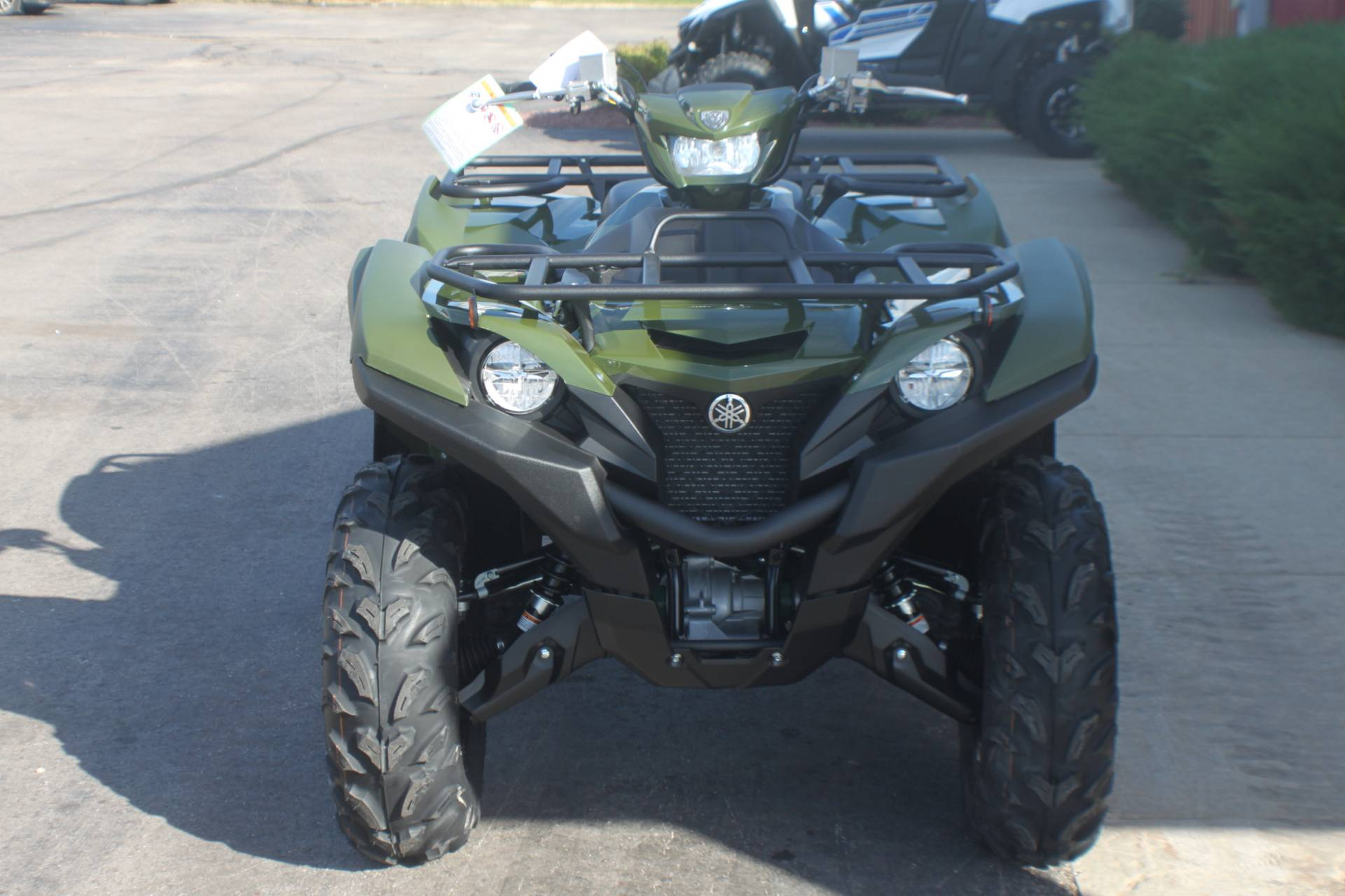 2020 Yamaha Grizzly EPS in Janesville, Wisconsin - Photo 3