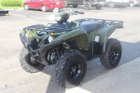 2020 Yamaha Grizzly EPS in Janesville, Wisconsin - Photo 4