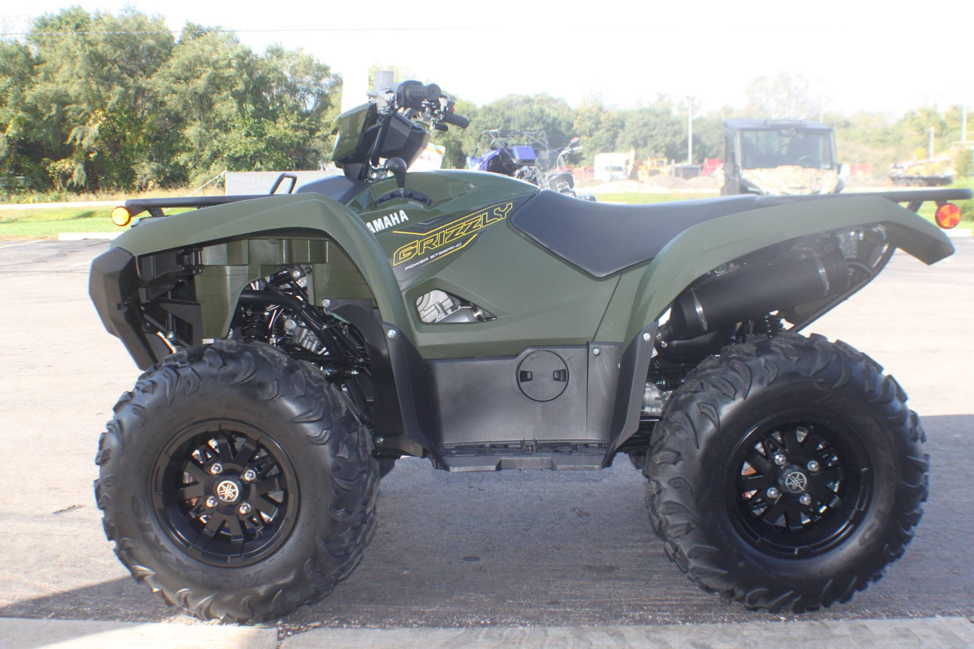 2020 Yamaha Grizzly EPS in Janesville, Wisconsin - Photo 5