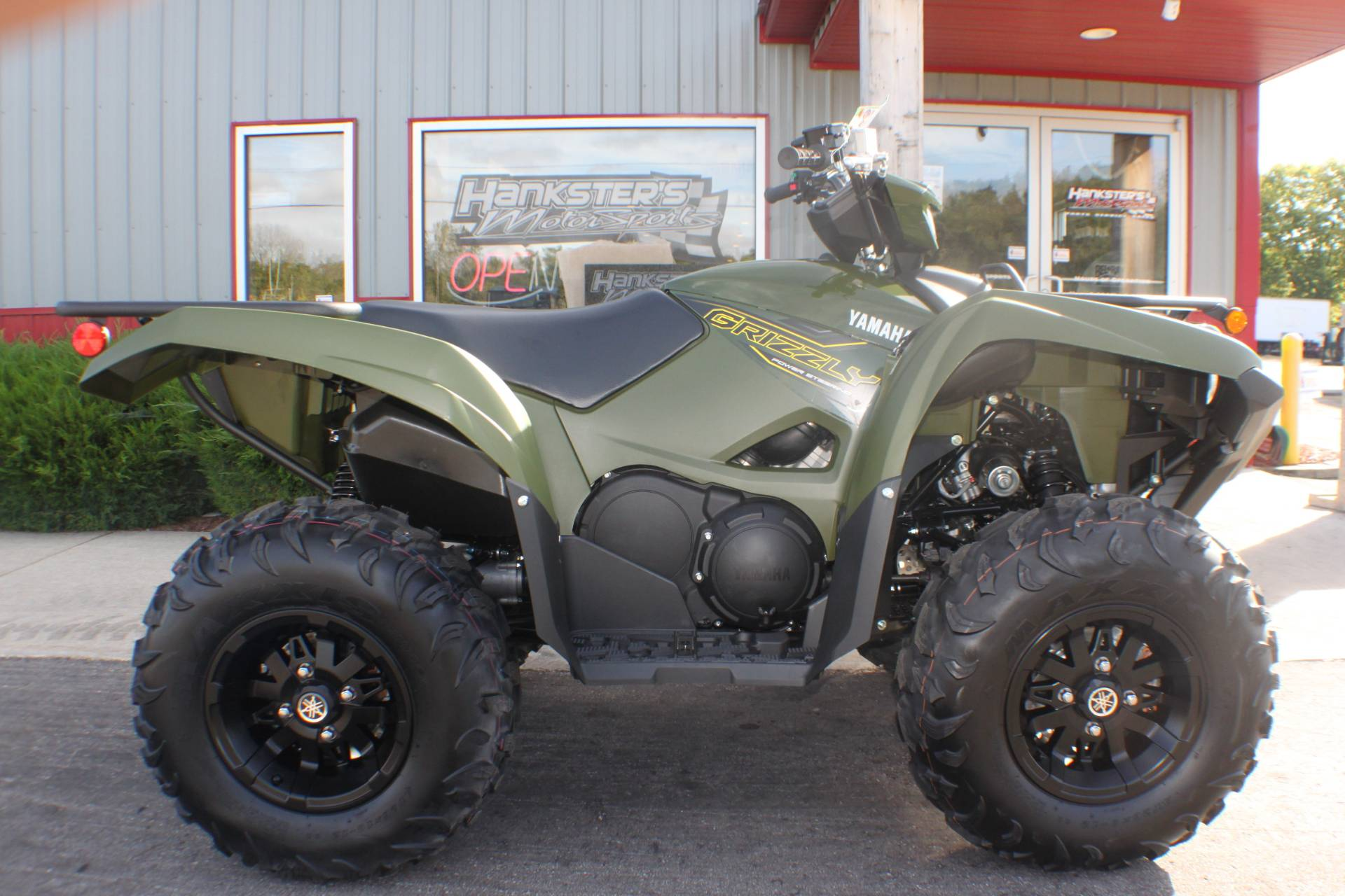 2020 Yamaha Grizzly EPS in Janesville, Wisconsin - Photo 10