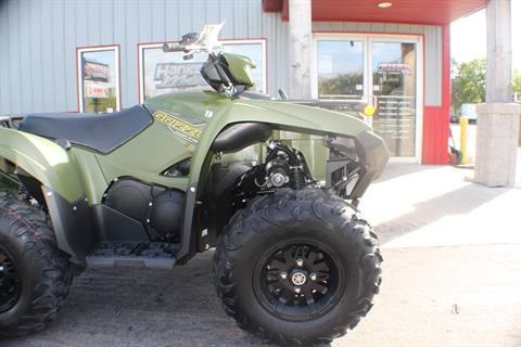 2020 Yamaha Grizzly EPS in Janesville, Wisconsin - Photo 14