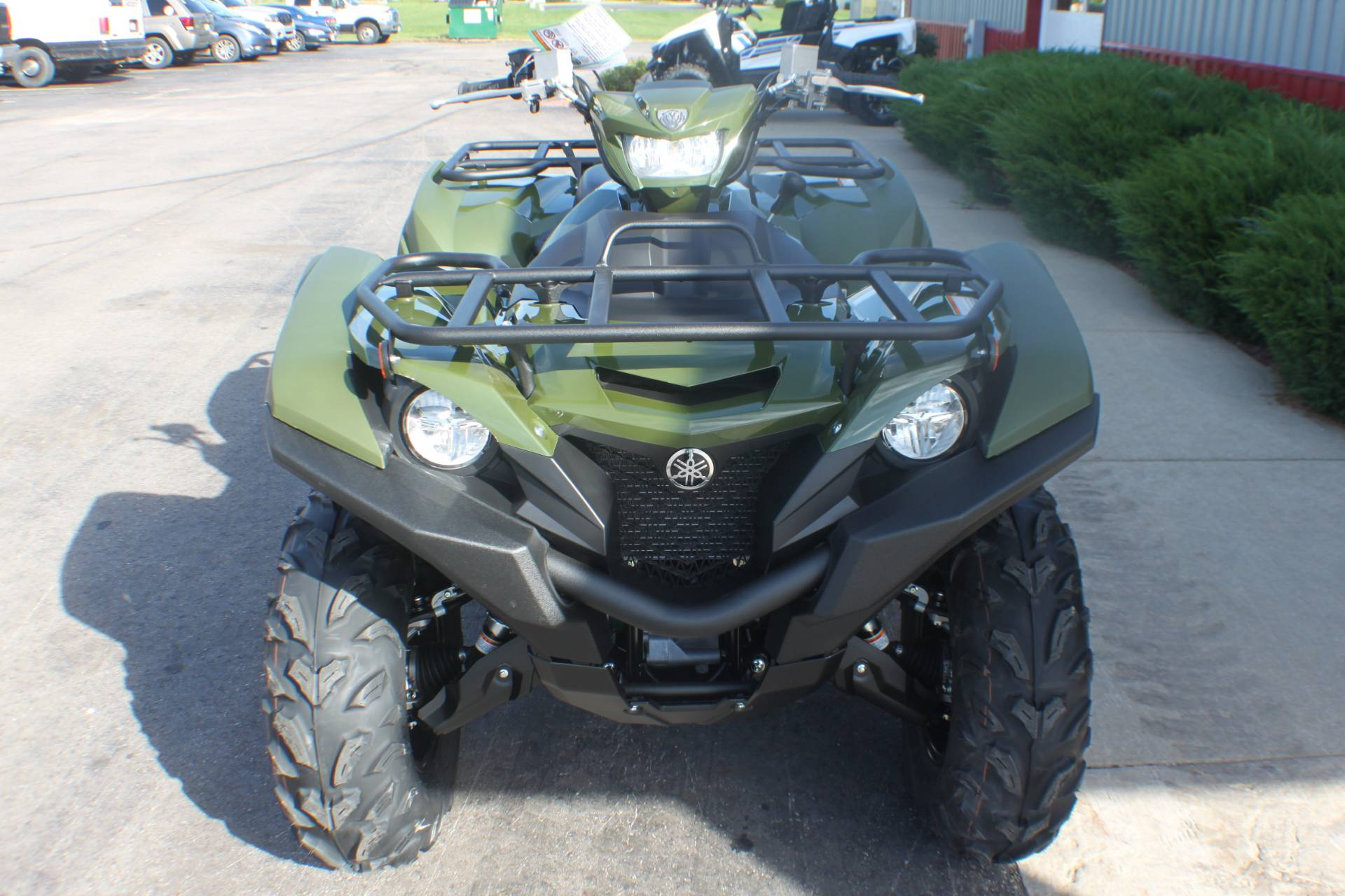 2020 Yamaha Grizzly EPS in Janesville, Wisconsin - Photo 17