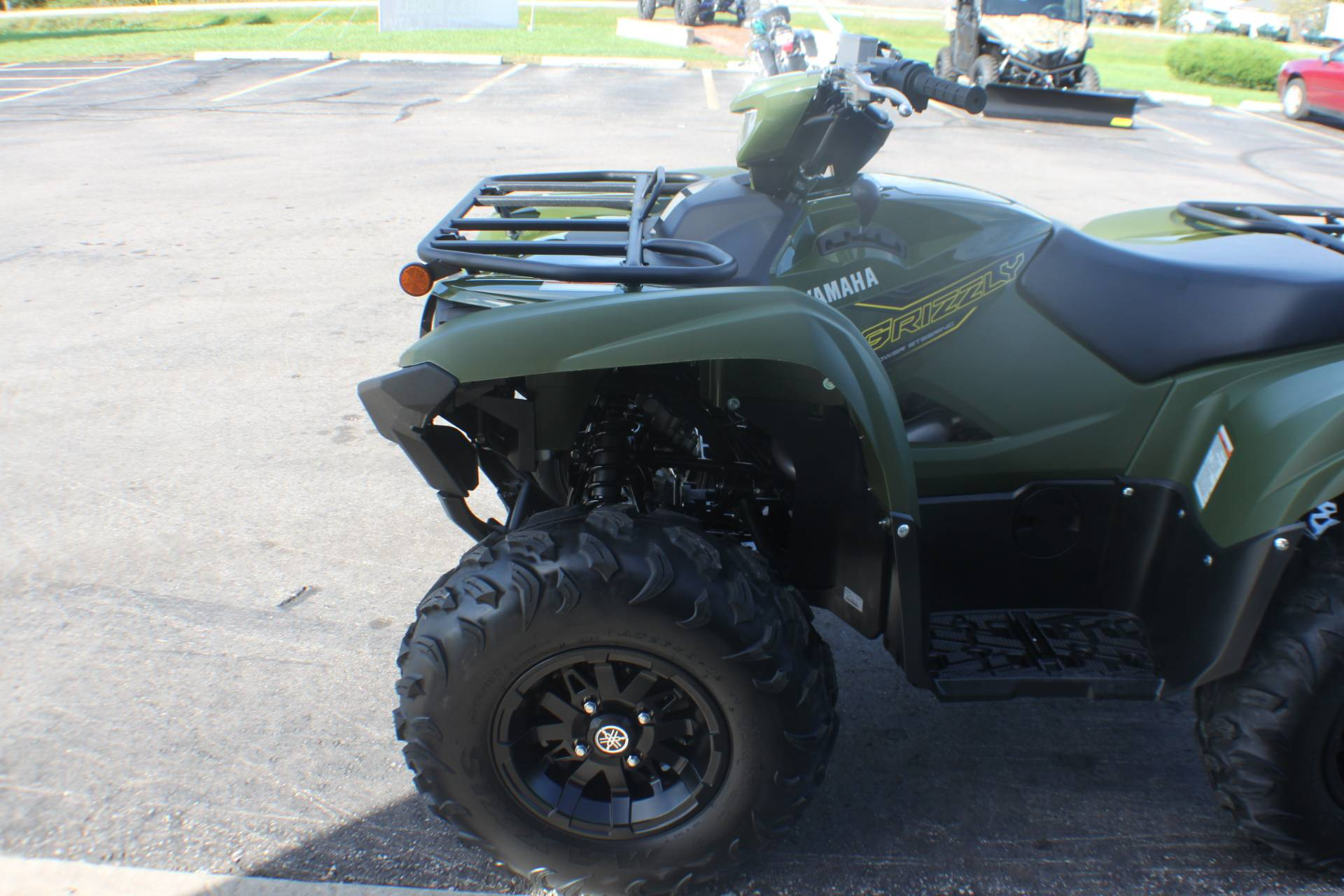 2020 Yamaha Grizzly EPS in Janesville, Wisconsin - Photo 20