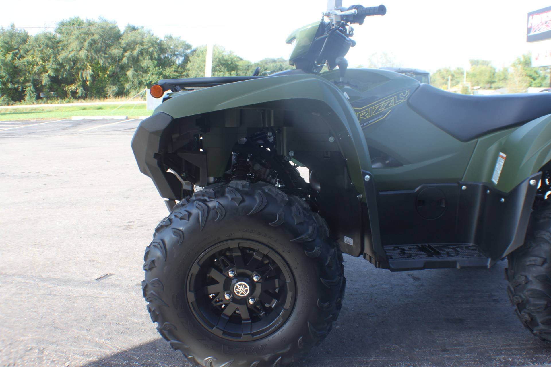 2020 Yamaha Grizzly EPS in Janesville, Wisconsin - Photo 21