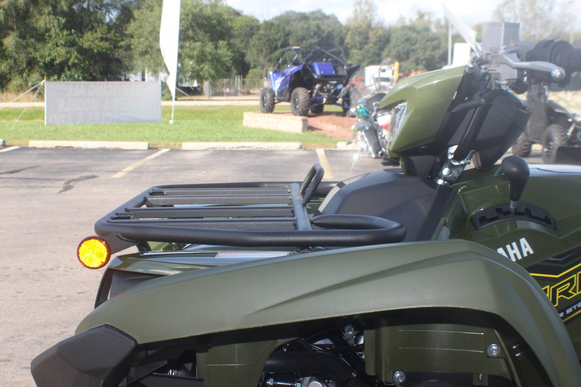 2020 Yamaha Grizzly EPS in Janesville, Wisconsin - Photo 22