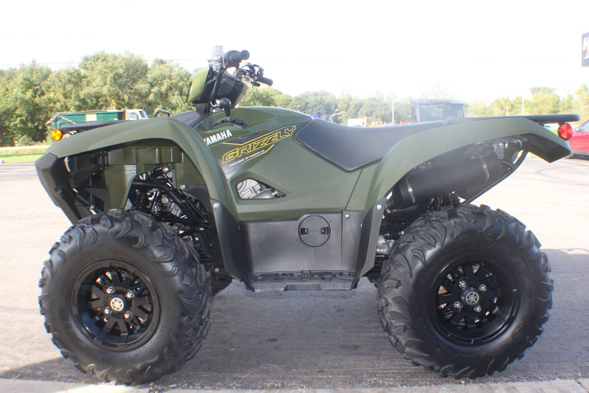 2020 Yamaha Grizzly EPS in Janesville, Wisconsin - Photo 24