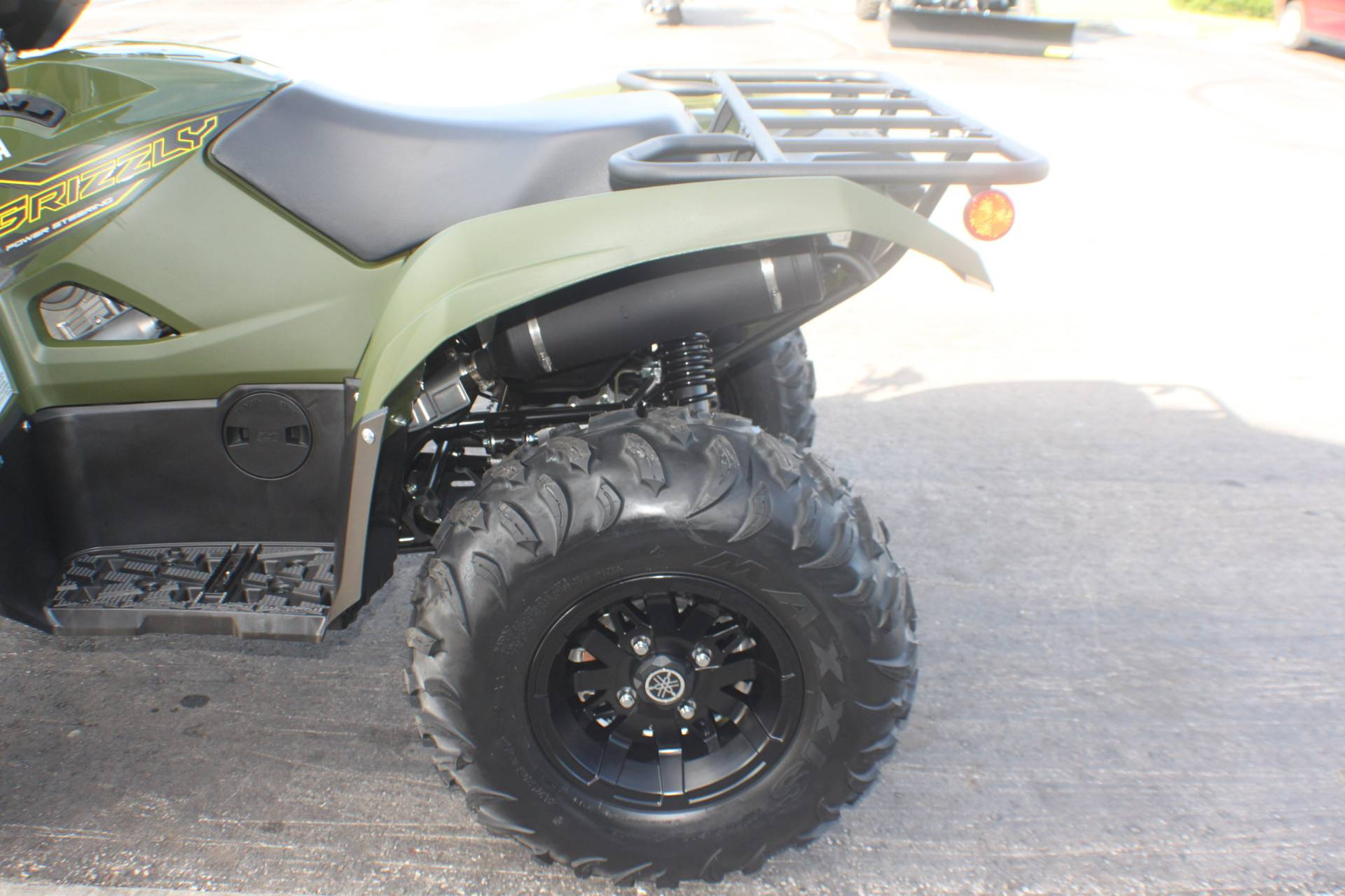 2020 Yamaha Grizzly EPS in Janesville, Wisconsin - Photo 28
