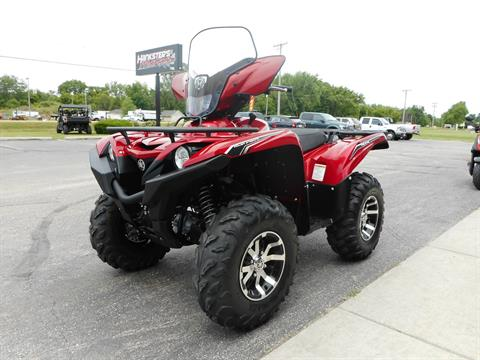 2017 Yamaha Grizzly EPS LE in Janesville, Wisconsin