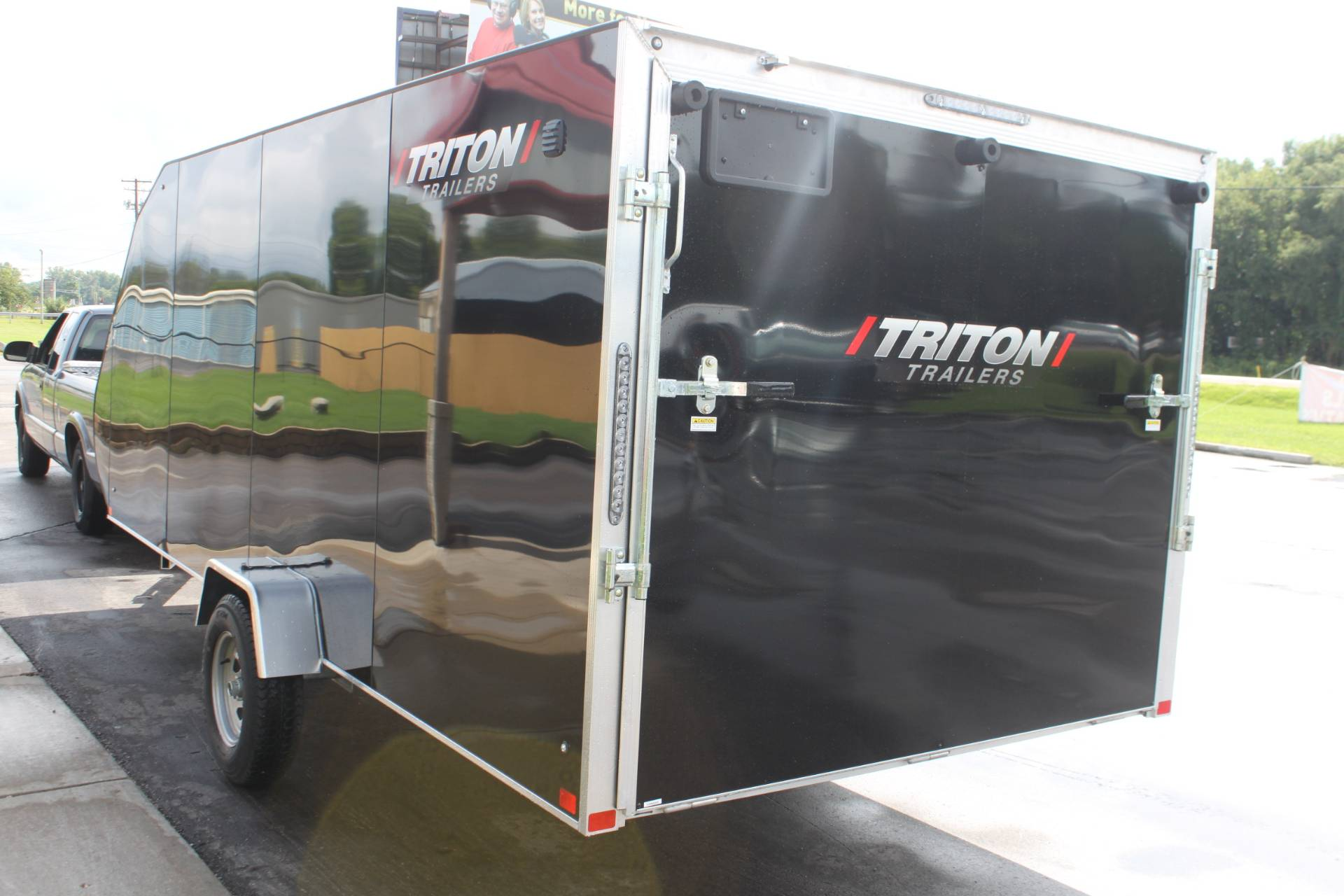 2020 Triton Trailers TC167-14C ALUM in Janesville, Wisconsin - Photo 6