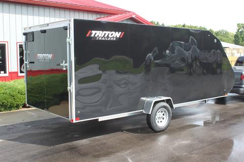 2020 Triton Trailers TC167-14C ALUM in Janesville, Wisconsin - Photo 8