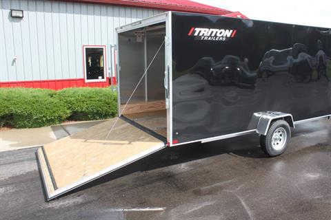 2020 Triton Trailers TC167-14C ALUM in Janesville, Wisconsin - Photo 29