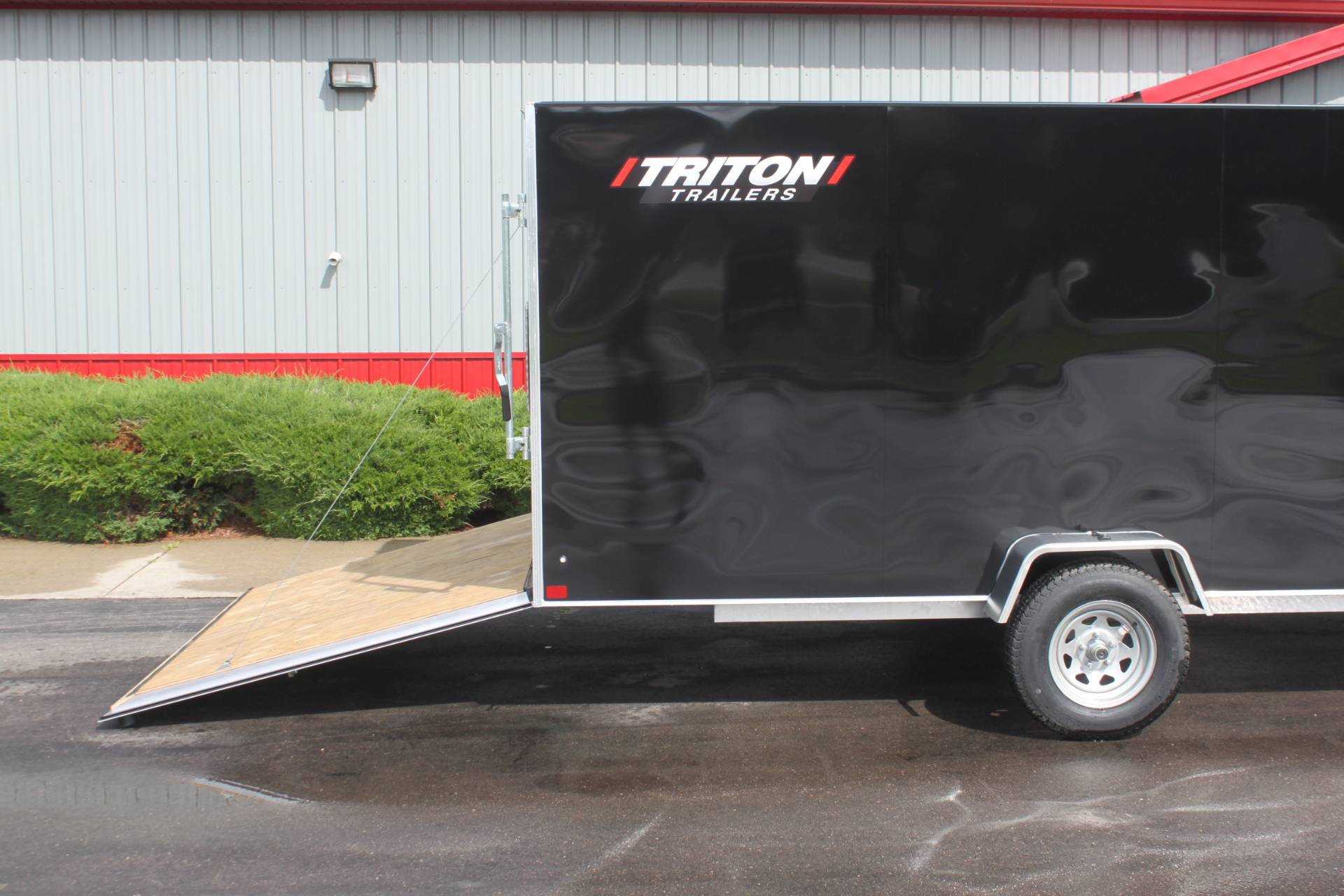 2020 Triton Trailers TC167-14C ALUM in Janesville, Wisconsin - Photo 30