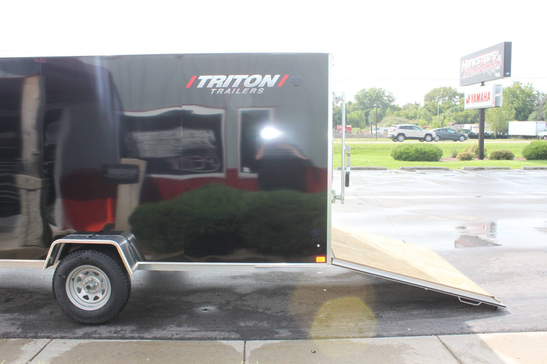 2020 Triton Trailers TC167-14C ALUM in Janesville, Wisconsin - Photo 31