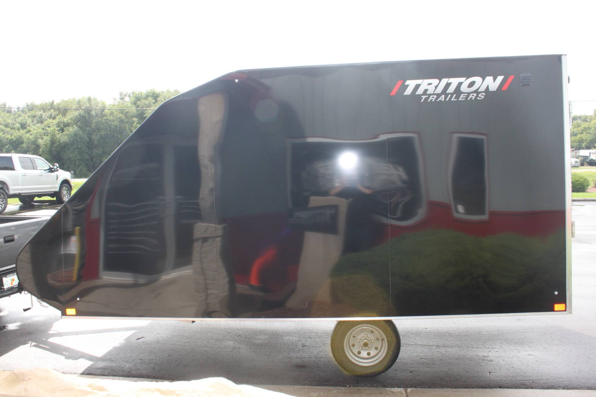2020 Triton Trailers TC128-12E in Janesville, Wisconsin - Photo 5